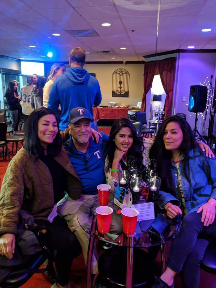 "Johnny Mendoza - Master Goldsmith - 48 Years of Experience    Marrisa, Janessa & Melinda - in our Game Suite, enjoying a Baseball Game!      Stuff that Johnny does...    ""Makes magic happen in Diamonds and Gold @ Cheree Amour Jewelry!!"""