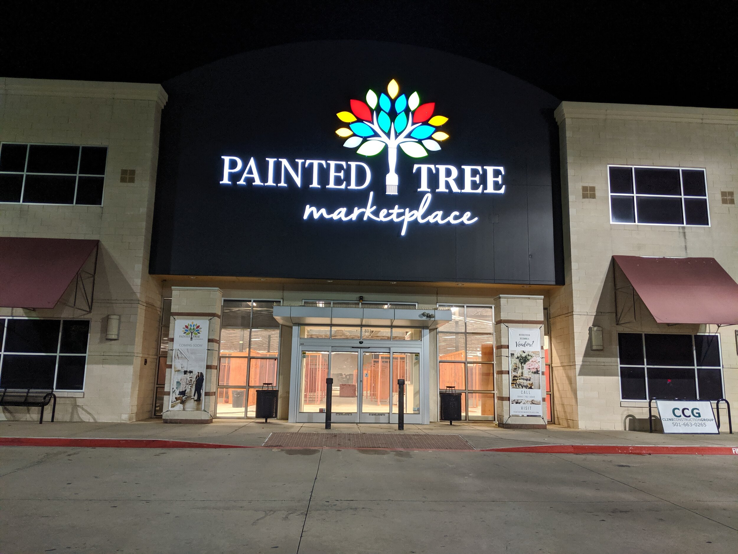 OUR NEW STORE LOCATION !!! - MANSFIELD TEXAS