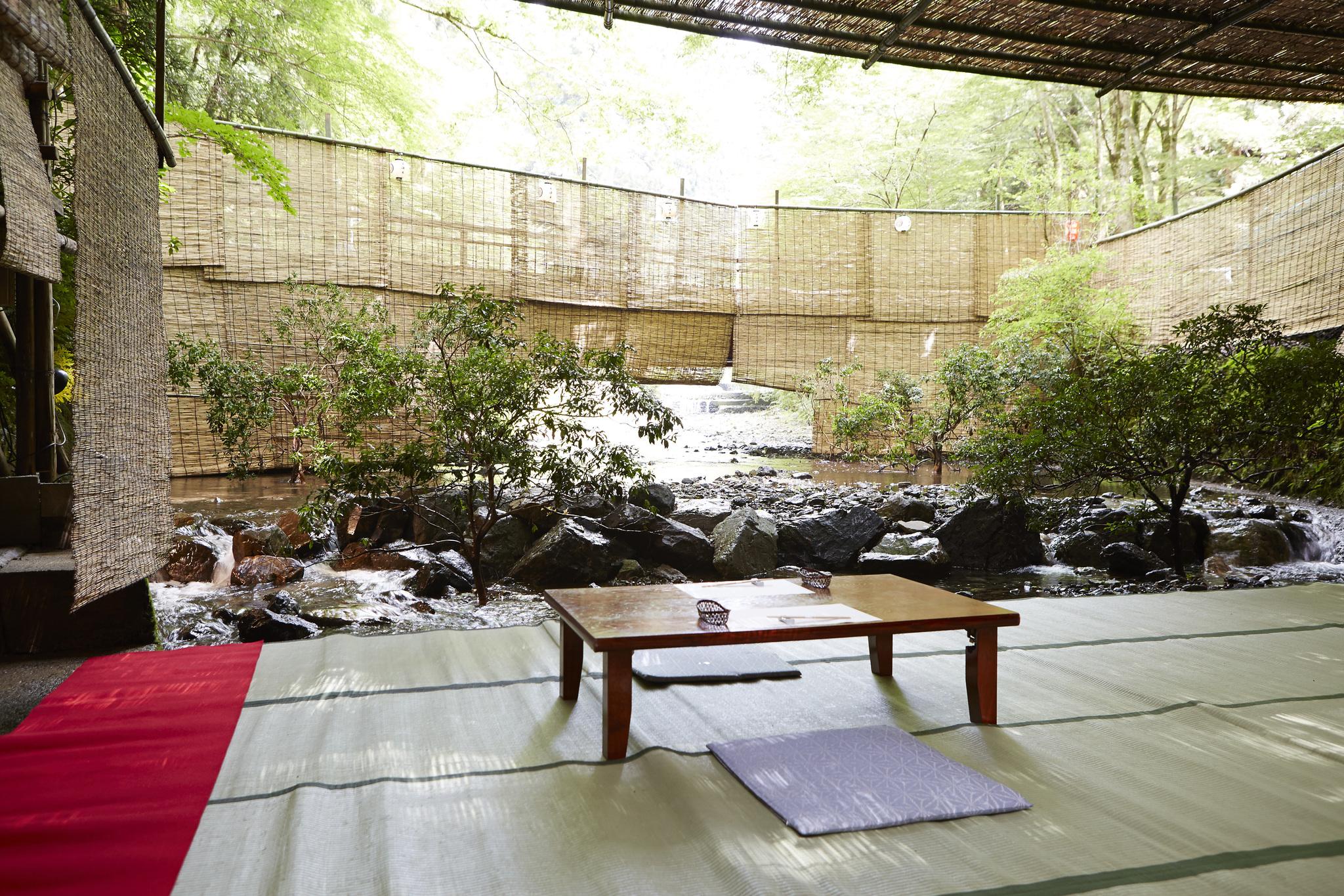 Kibune / Floor (River Floor)