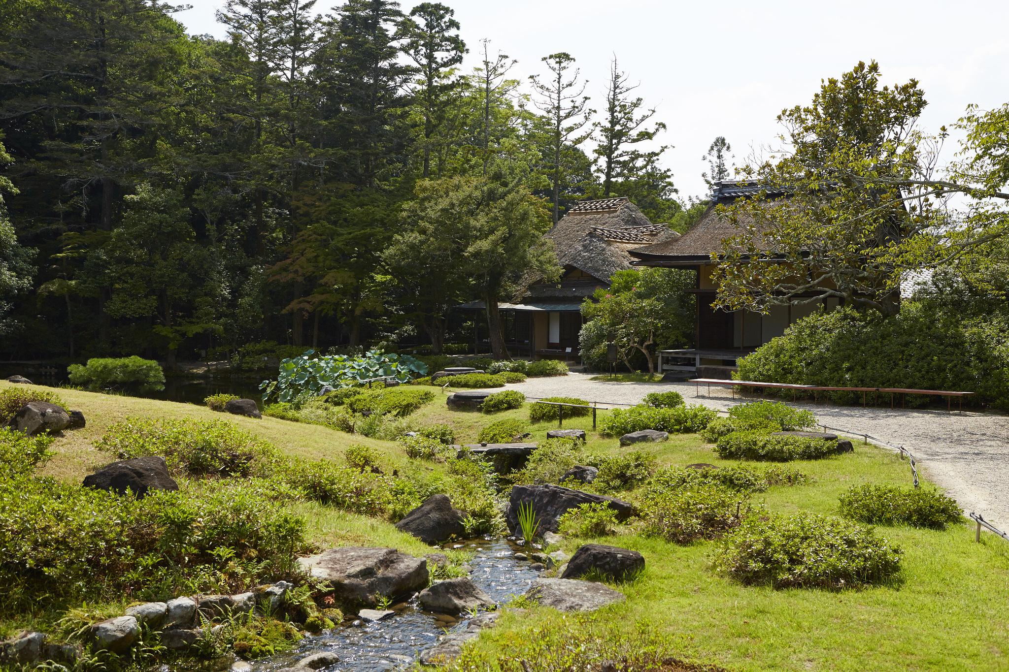 Copy of Isuien Garden