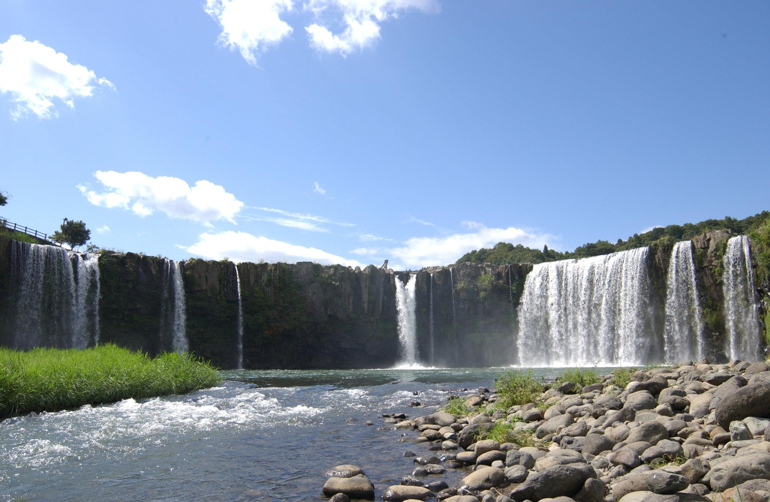 Harajiri Falls, Oita