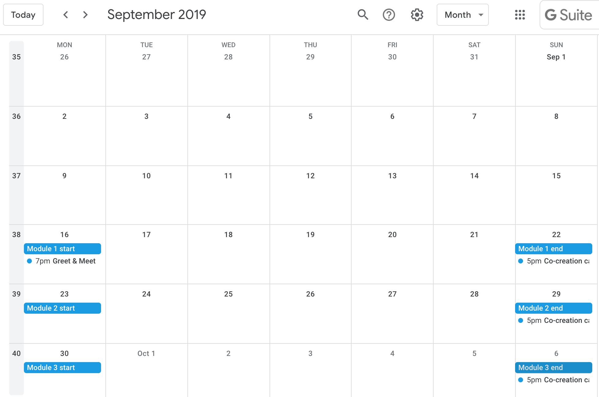 d.MBA2: September calendar.