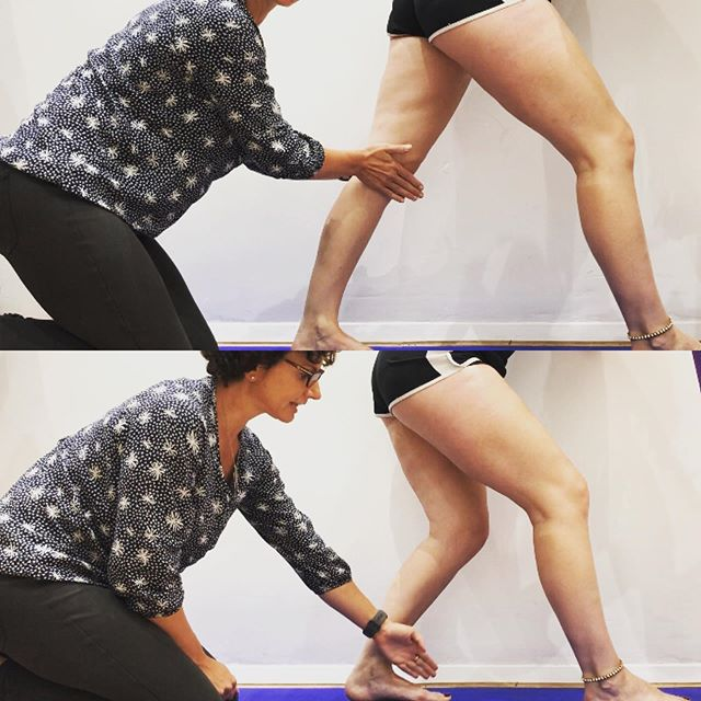 🏅Expertly Manage an Acute Muscle Strain. 🏅  We've made it specific to the calf. Remember to stretch the Gastrocnemius muscles with a straight knee and Soleus with a bent knee. In the video we go through the alignment in detail. 👉Link in the bio👆 Let us hear your thoughts and stories 🙌 #acute #musclestrain #londonrunners #trailrunners #fellrunning #weekendwarriors