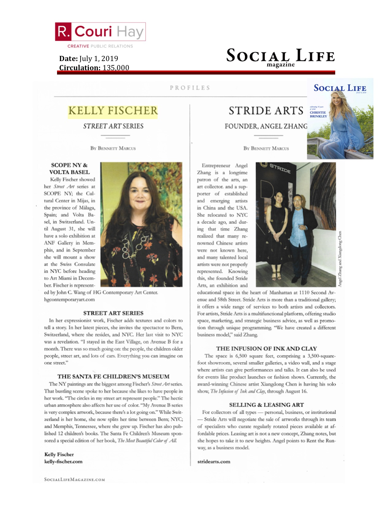 Social Life Magazine - July 2019