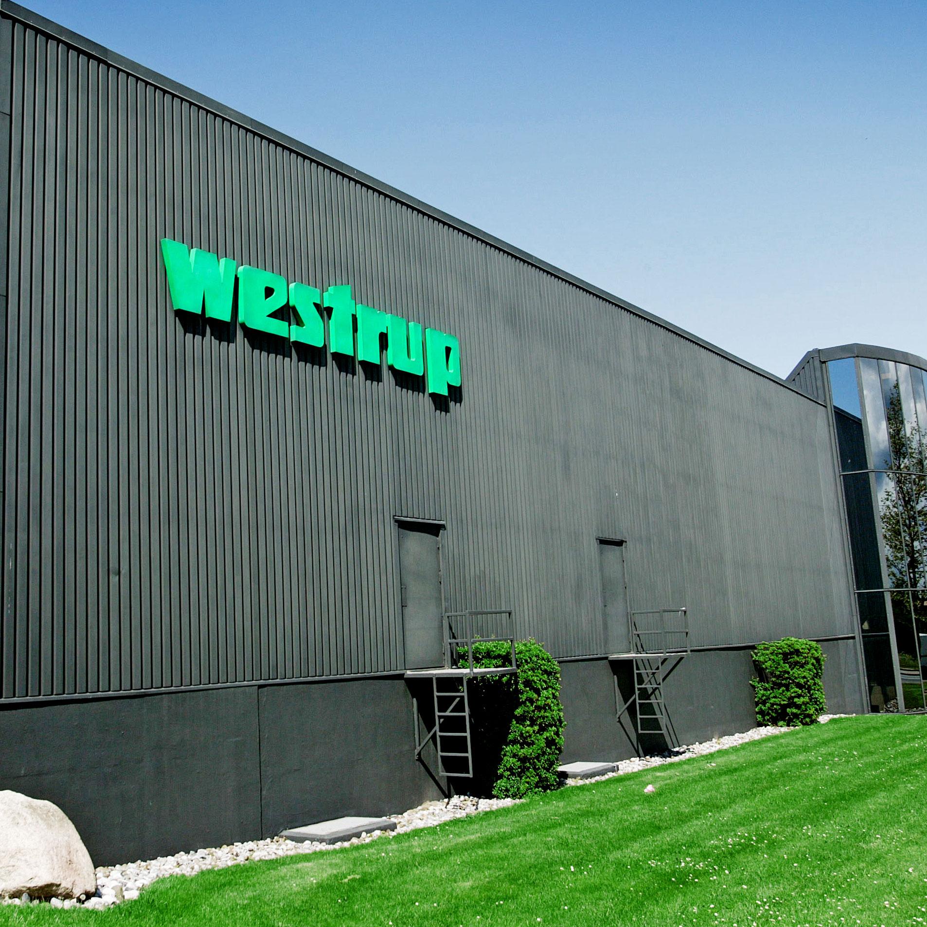 ....Name change to Westrup A/S ..Changement de nom : Westrup A/S ..Namensänderung zu Westrup A/S .. 公司正式更名为 伟世卓 .. Изменение названия на Westrup A/S ....