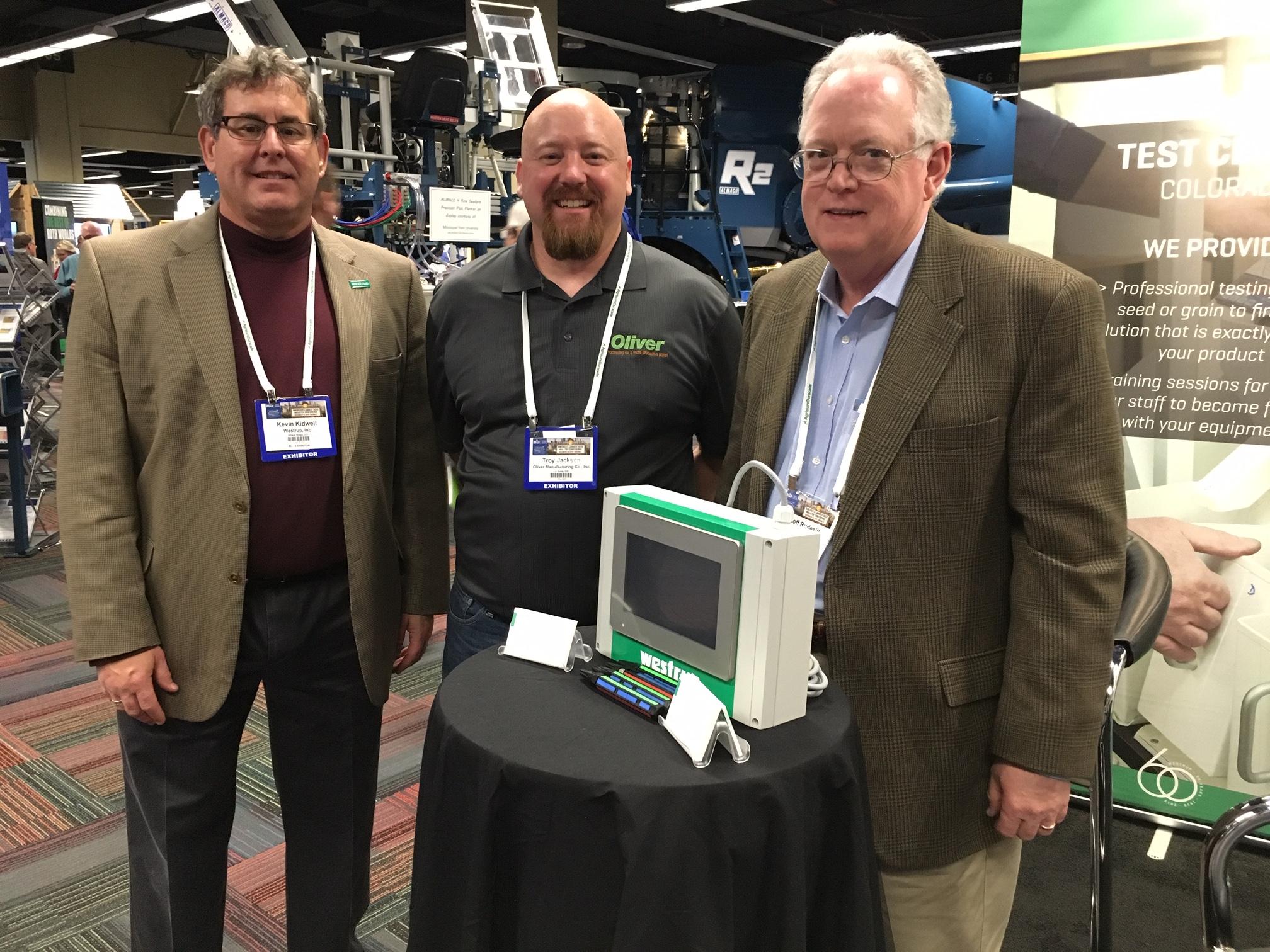 Troy Jackson, Geoff Rudesill and Kevin Kidwell.JPG