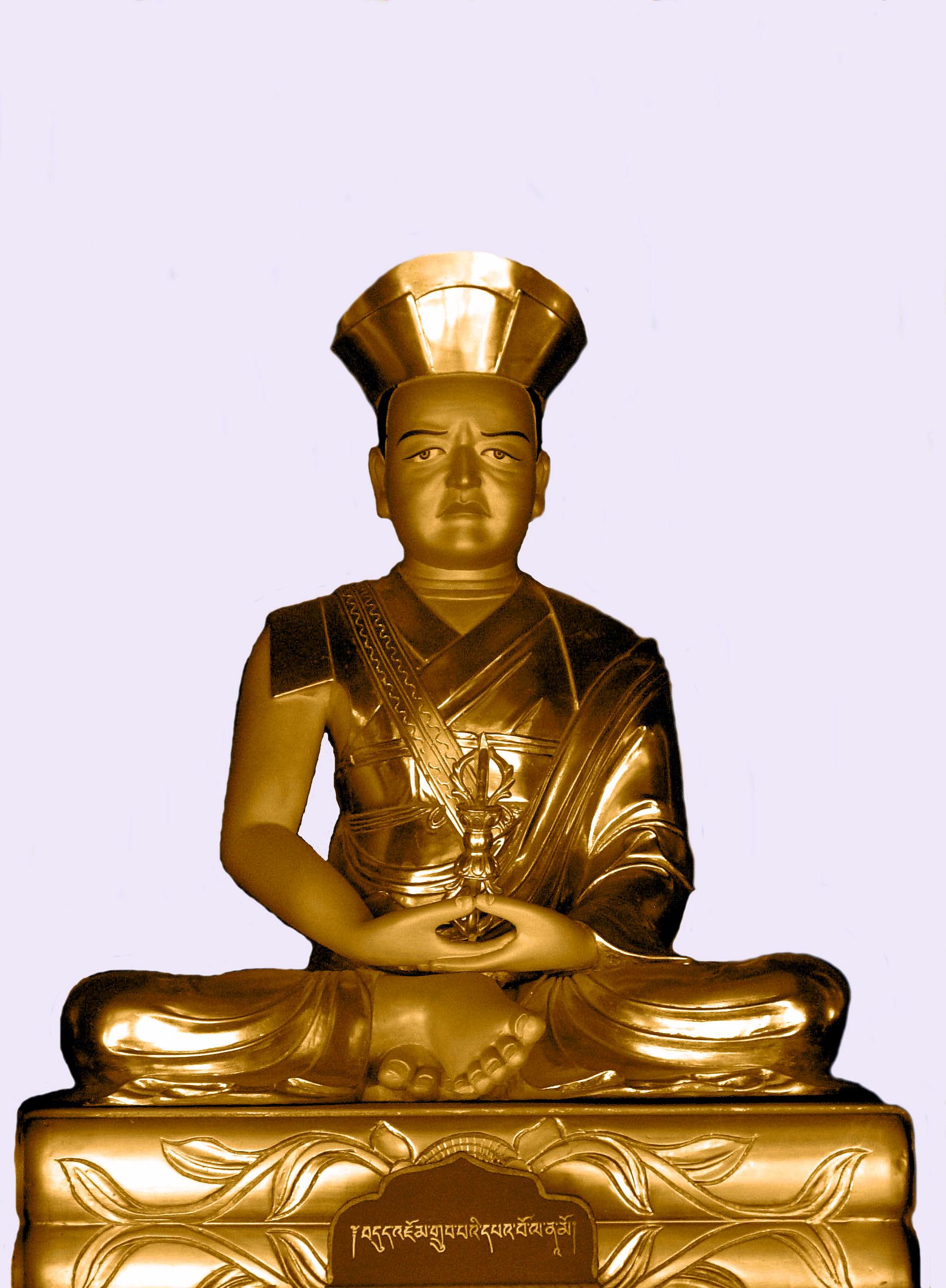 The 2nd Drukpa Choegon Rinpoche, Thubchen Dudjom Dorje