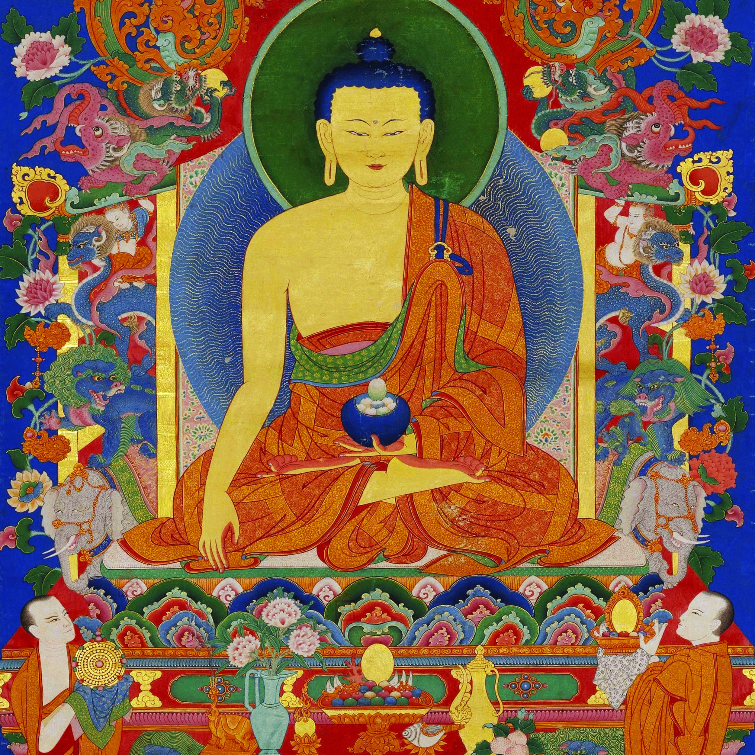 Prostration Mantra by The 9th Choegon Rinpoche