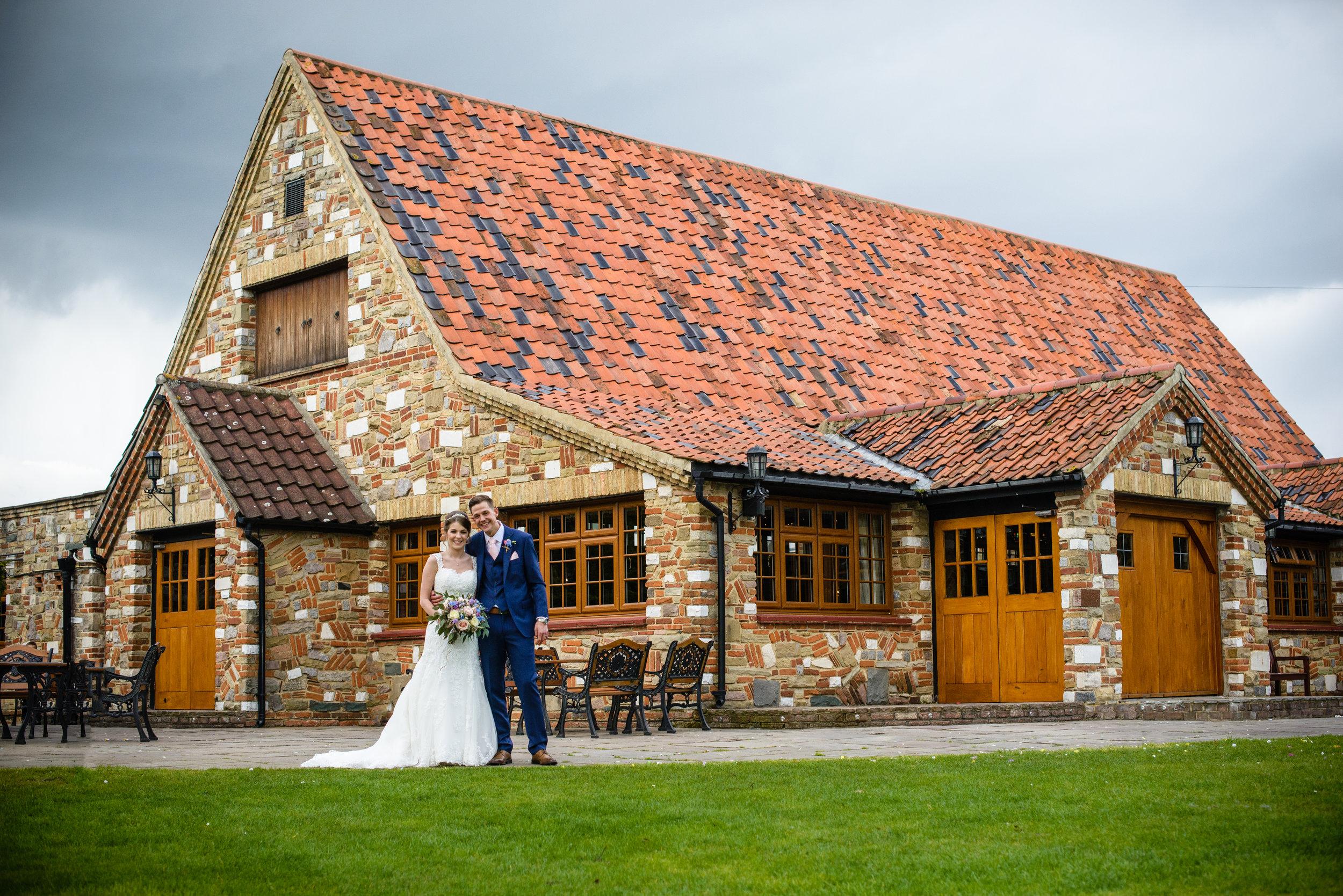 Weddings at Ye Olde Plough House