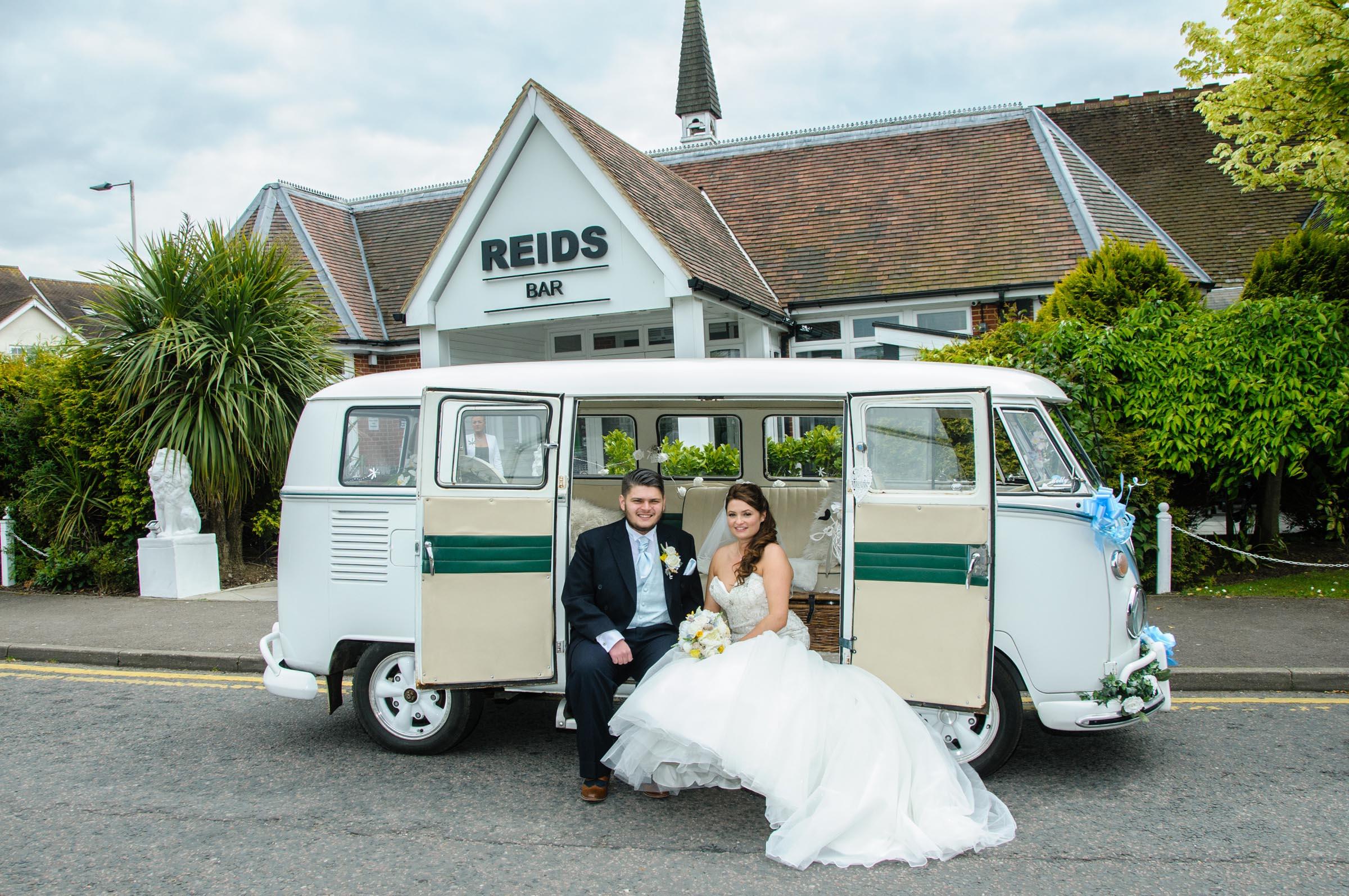 Weddings at REIDs
