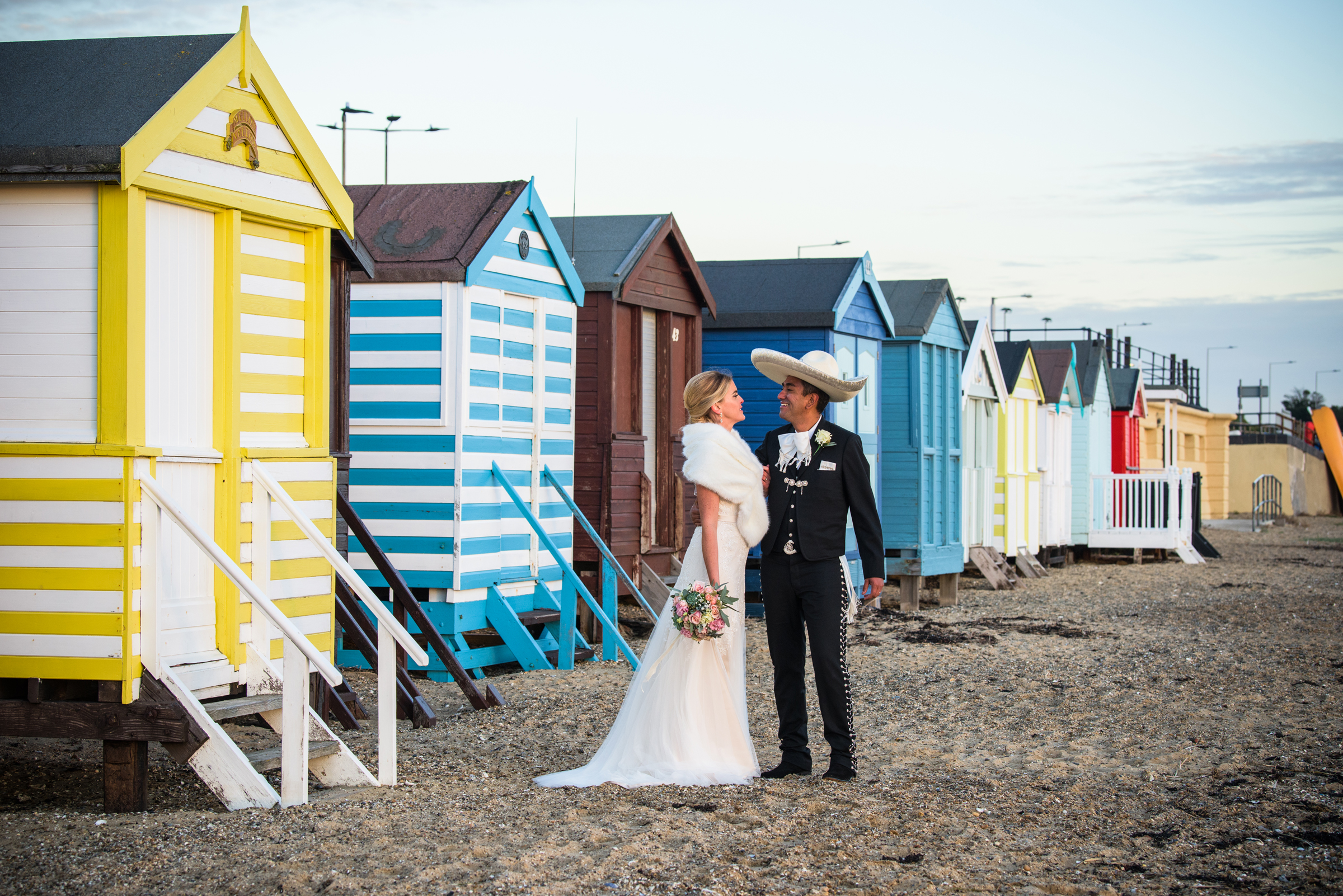 Weddings at The Roslin Beach Hotel