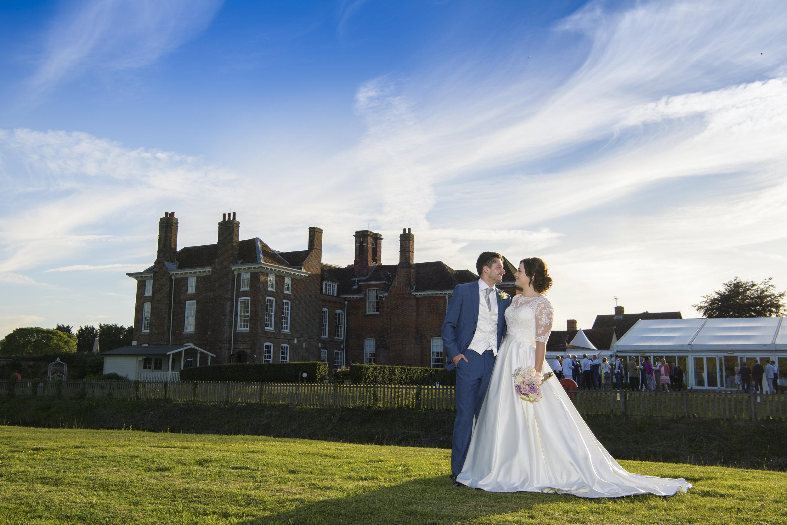 Weddings at Parklands, Quendon Hall