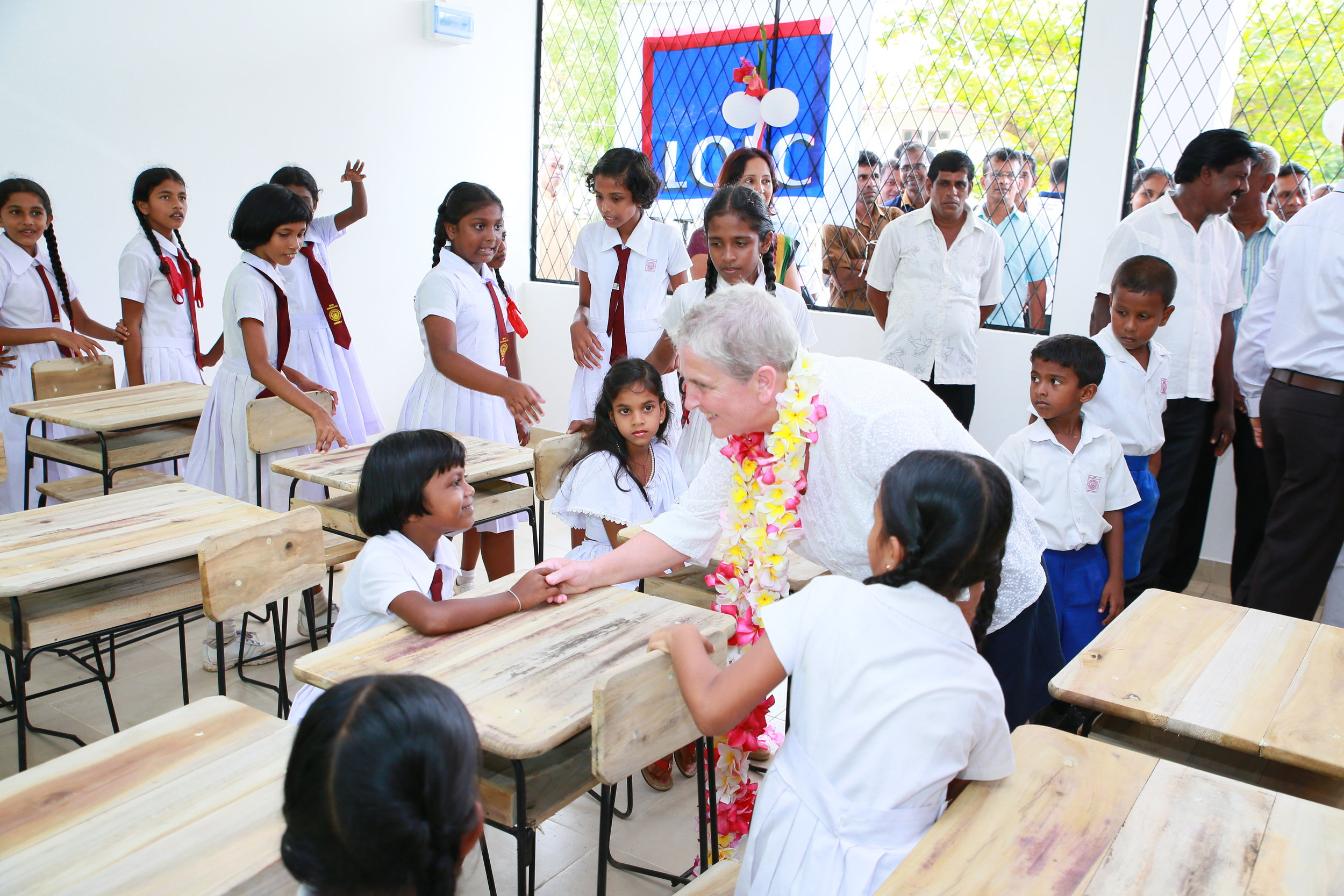 Chris Opening Sri Lanka School.JPG