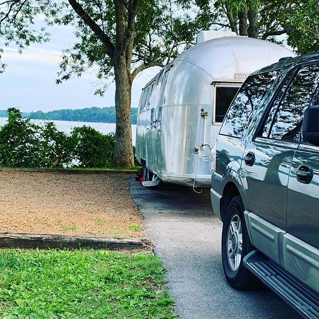 Bought a new project!  I can't wait to share the transformation! . . #whitehouseontheroad #airstream #airstreammakeover #project #camping #glamping