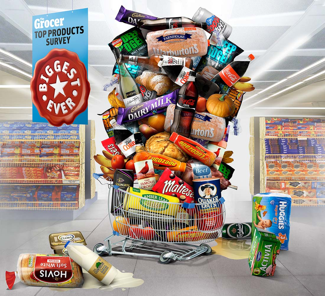image for The Grocer [UK]
