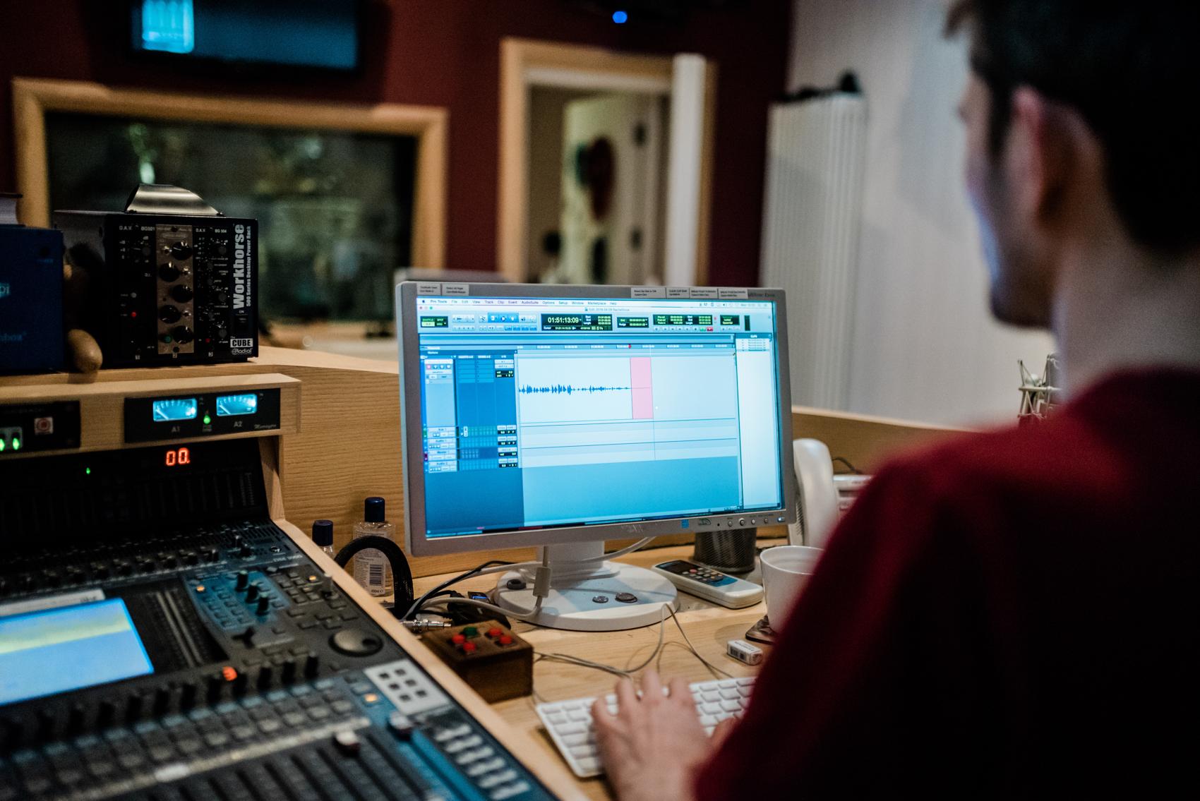 The Sound Company, London