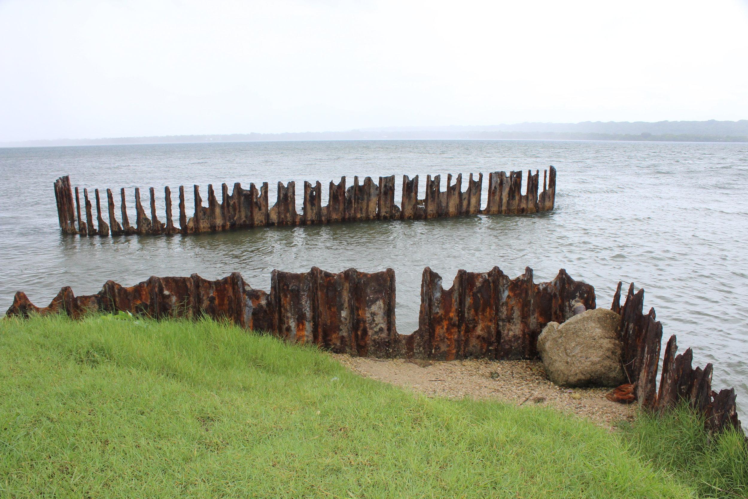 Old Sea Wall Vanuatu Port Vila.JPG