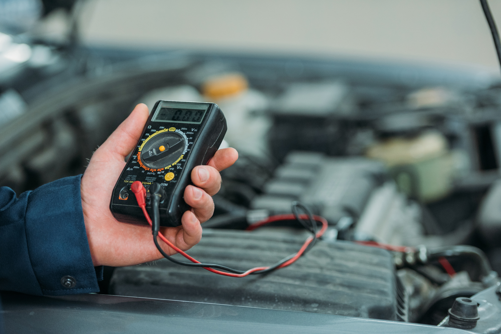 Diagnostics - We have over 20+ years of experience working on vehicles and equipment. From diagnosing to repairs, we are a one-stop shop.