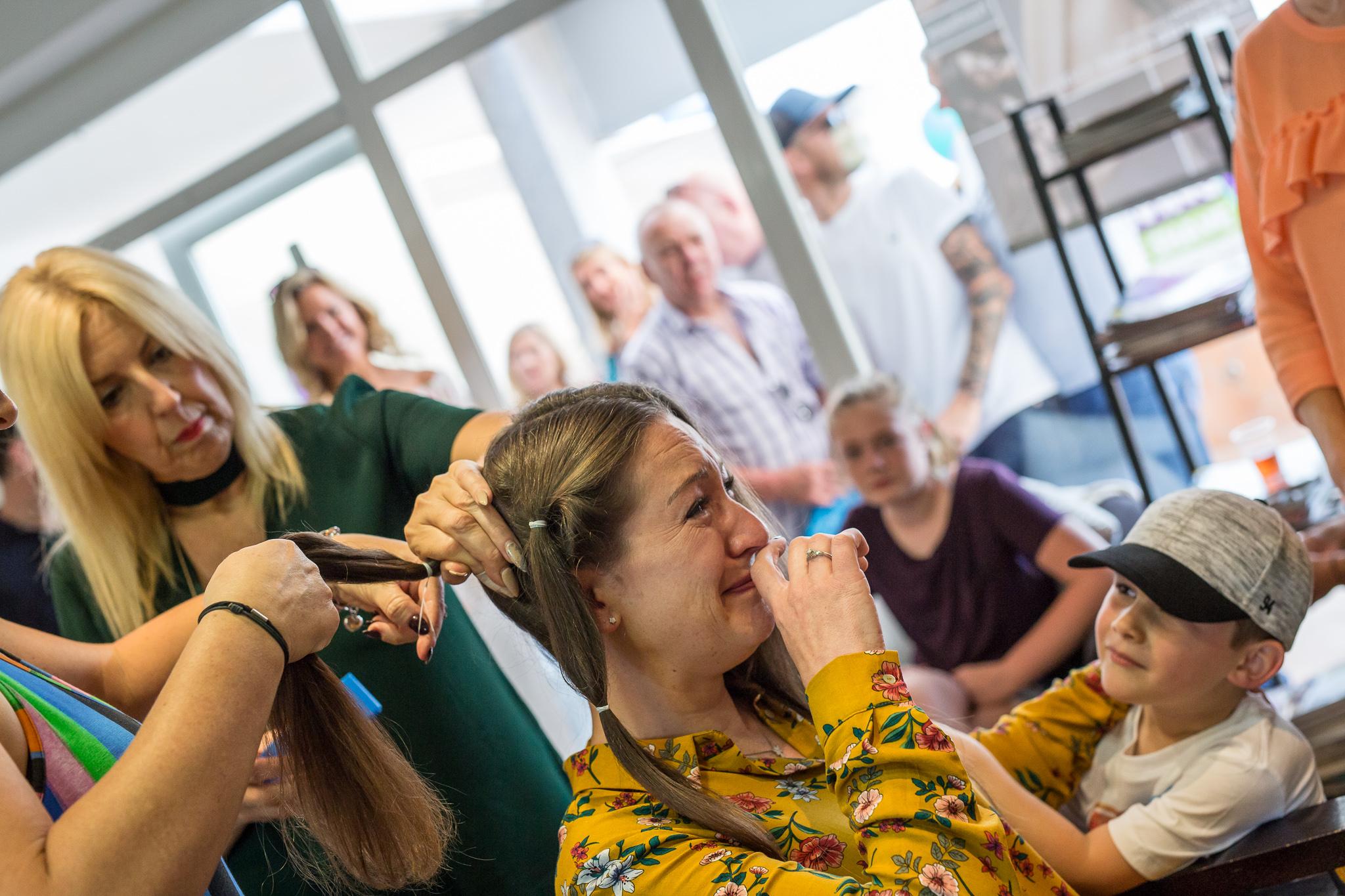 Jackie Lancaster Brave the Shave Social Media Res Photo credit Vic McLeod - Phoenix Media Mallorca-8073.JPG