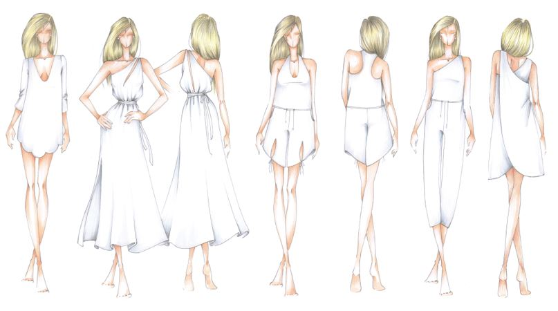 a peek at our dresses, jumpsuits and rompers… -