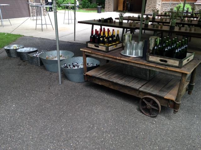 Drink Carts -