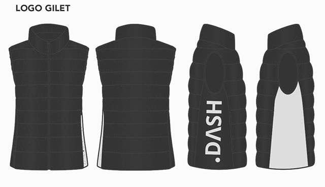 I am so excited for the launch of our new collection, and look what's coming! A logo gilet! . I can't show you the amazing colour way just yet though, that's top secret! 🤫 . I just want to take this opportunity to thank all our loyal, patient customers. We promise there's some super exciting things happening with @dotdashactivewear, we're just perfecting perfection 👌 . #dotdash #dotdashactivewear #gilet #logo #athleisure #activewear #activewearbrand #athleisurebrand #shopsmall #supportsmallbusiness #activewearfashion #athleisurestyle #gilet #ukstartup #logobranding #dash #followourjourney #excitingtimes