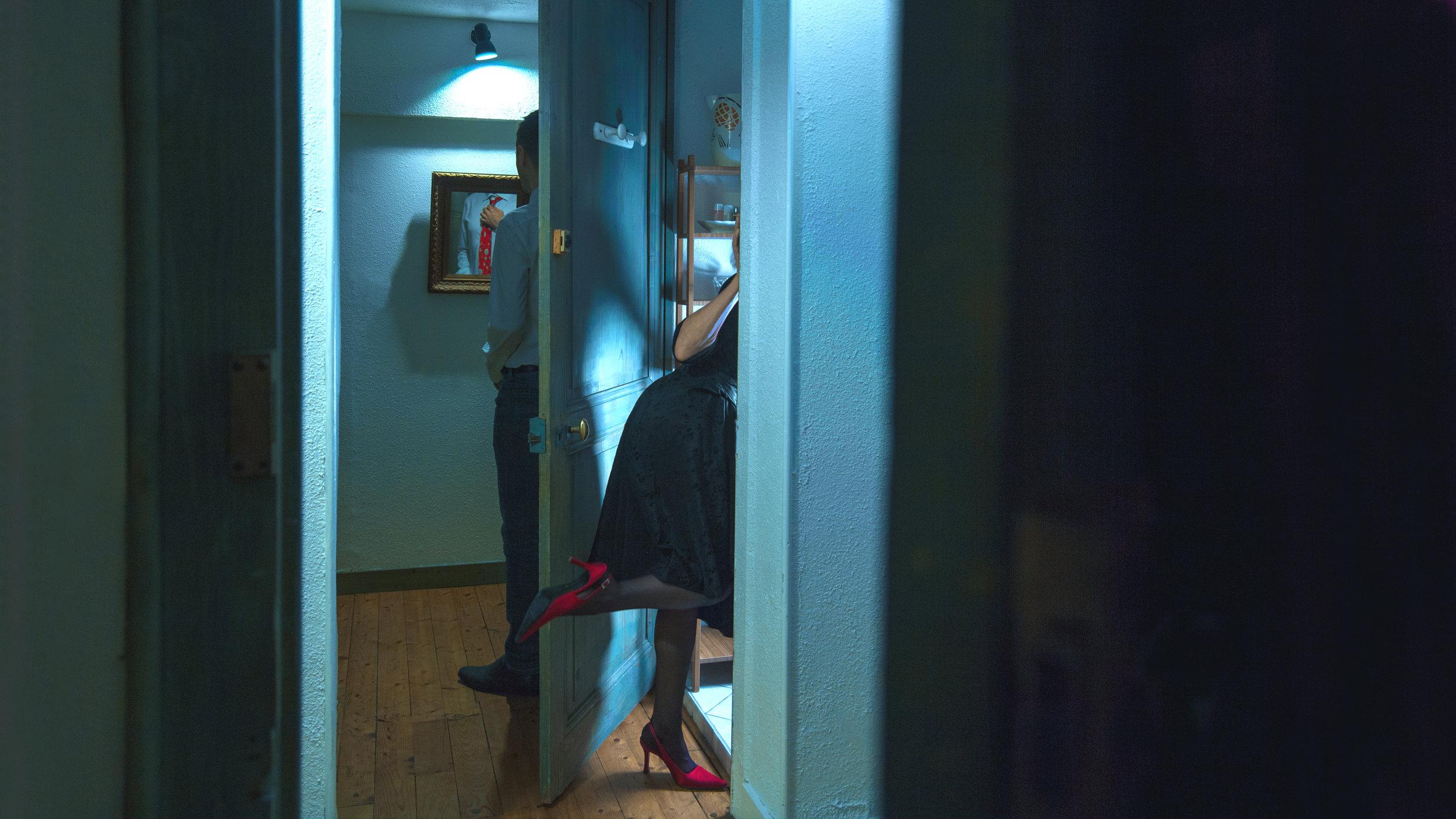 Suspense film - photography