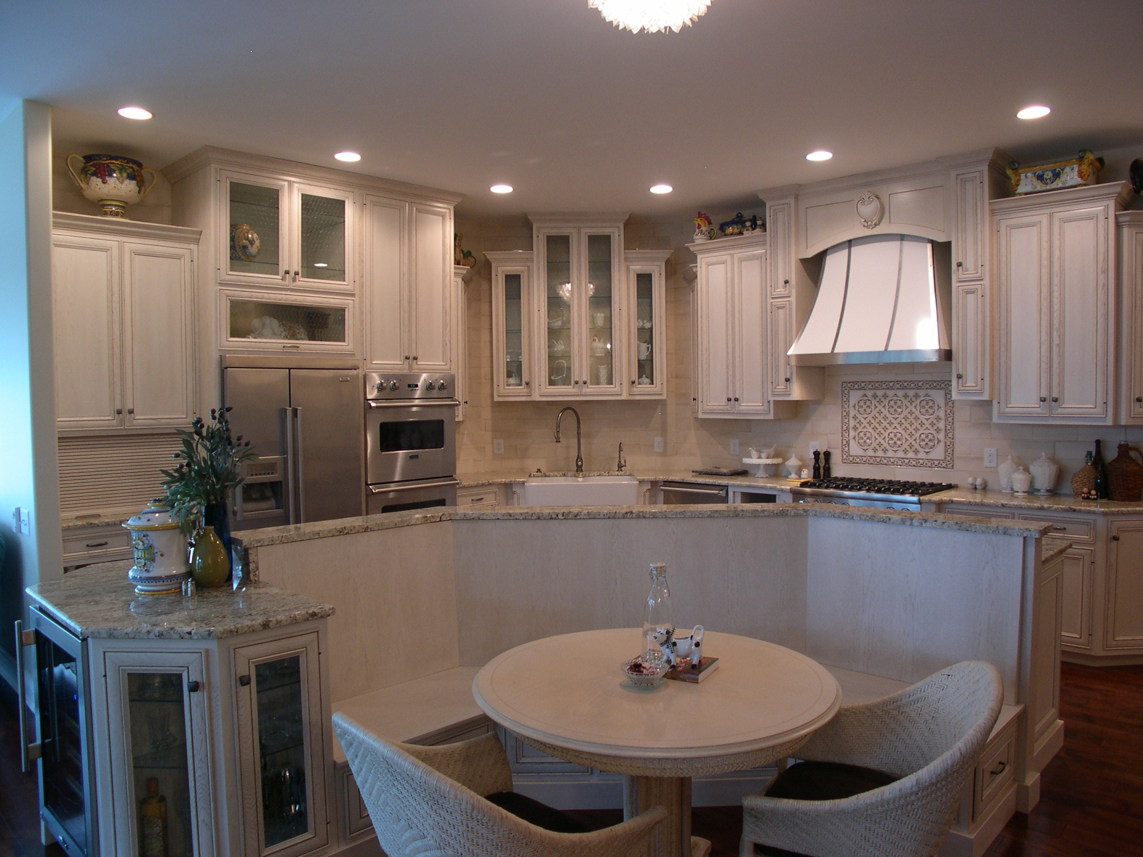 Kitchen - The heart of the home. This is where life happens and cabinets need to be at their best.