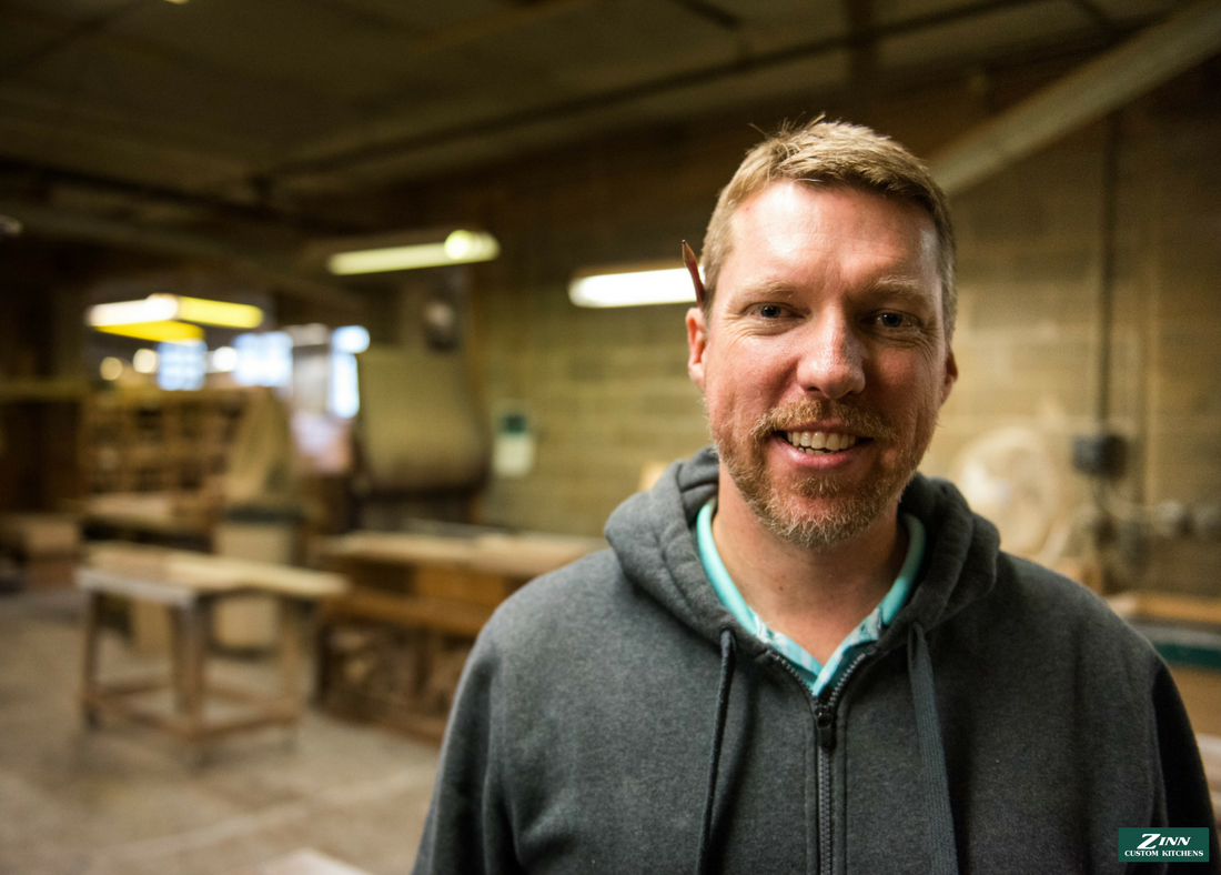Alan - A 4th generation Zinn himself, Alan jump-starts each job in the plant by ripping all necessary lumber while also ensuring each jobs completion in the hardware department before it leaves the plant.