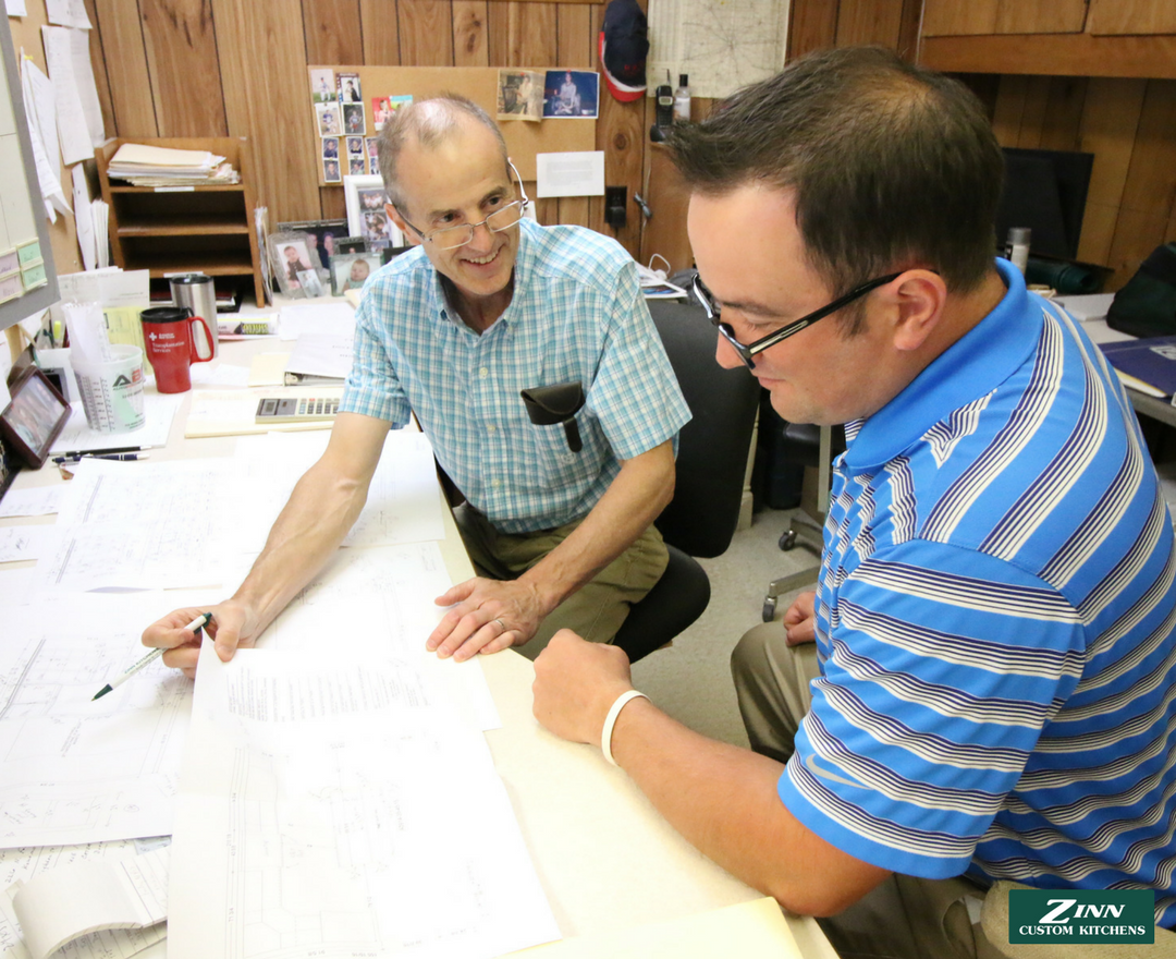 Family - We have 3 generations of Zinn's currently working in the plant and office. We take special pride in doing something well that represents our name.