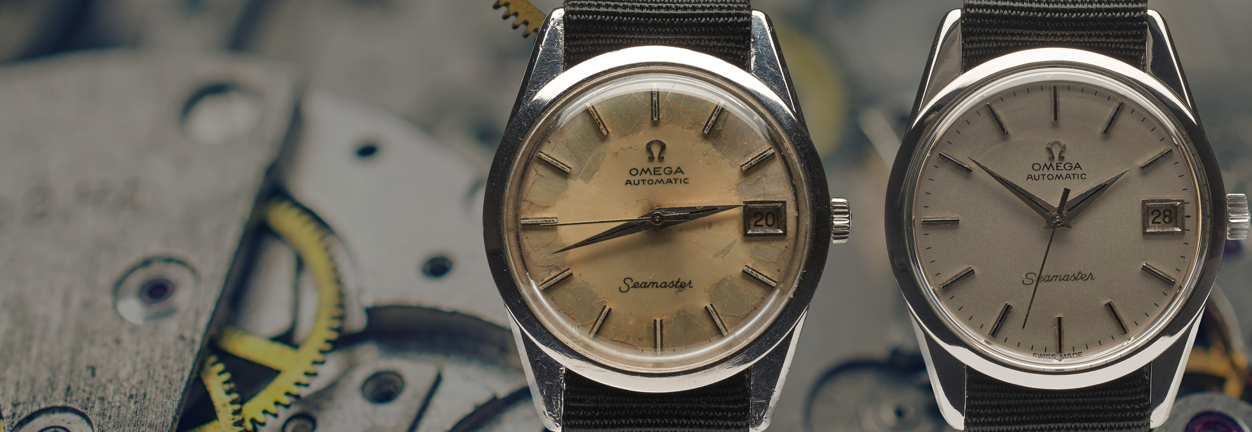 OMEGA CERTIFIED - OMEGA WATCH REPAIR CENTREOFFERING A COMPREHENSIVE PRICEPLAN & 5* SERVICE