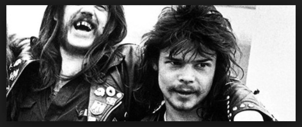 Lemmy & Philthy Animal