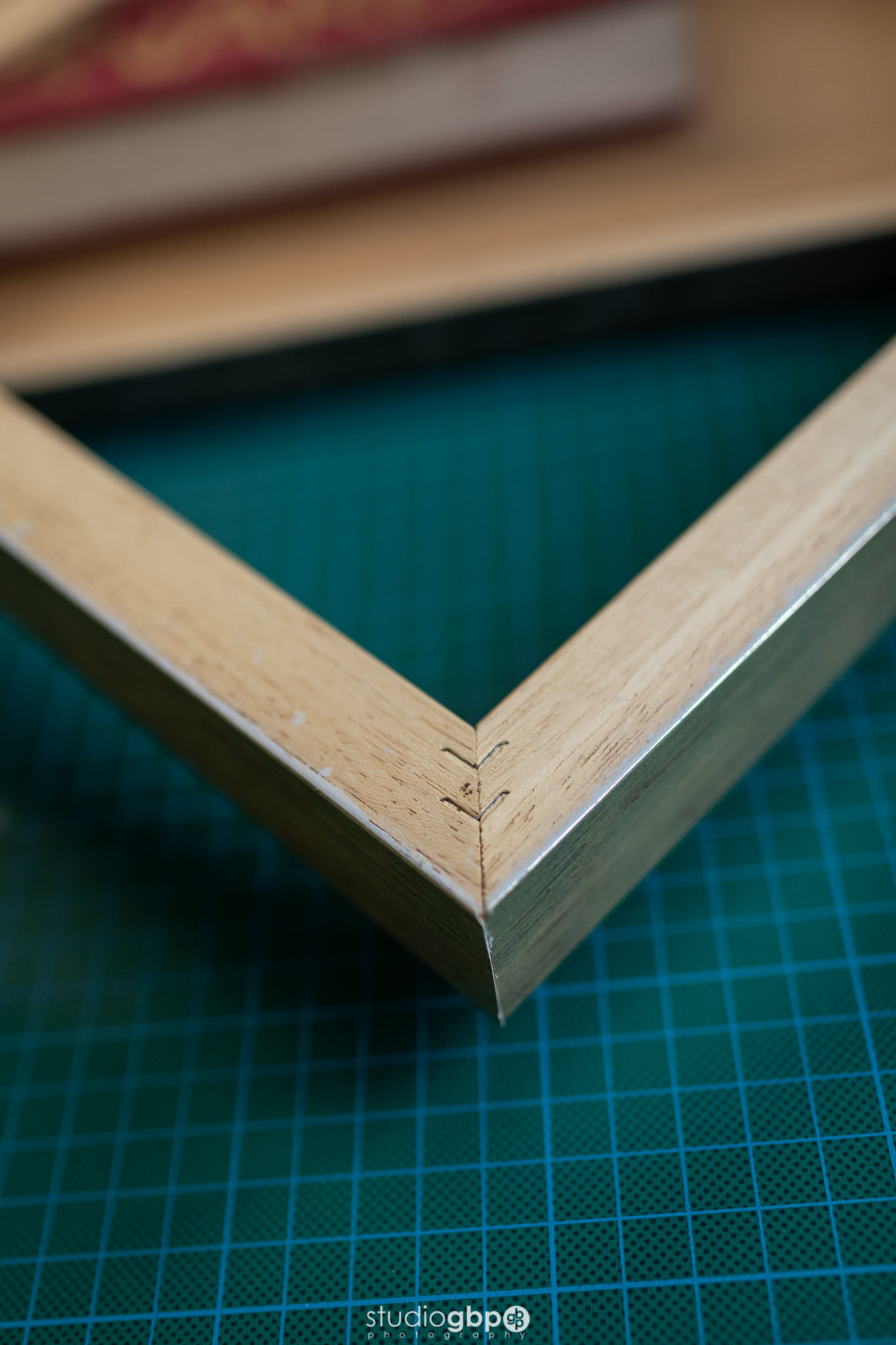 picture frame mitre