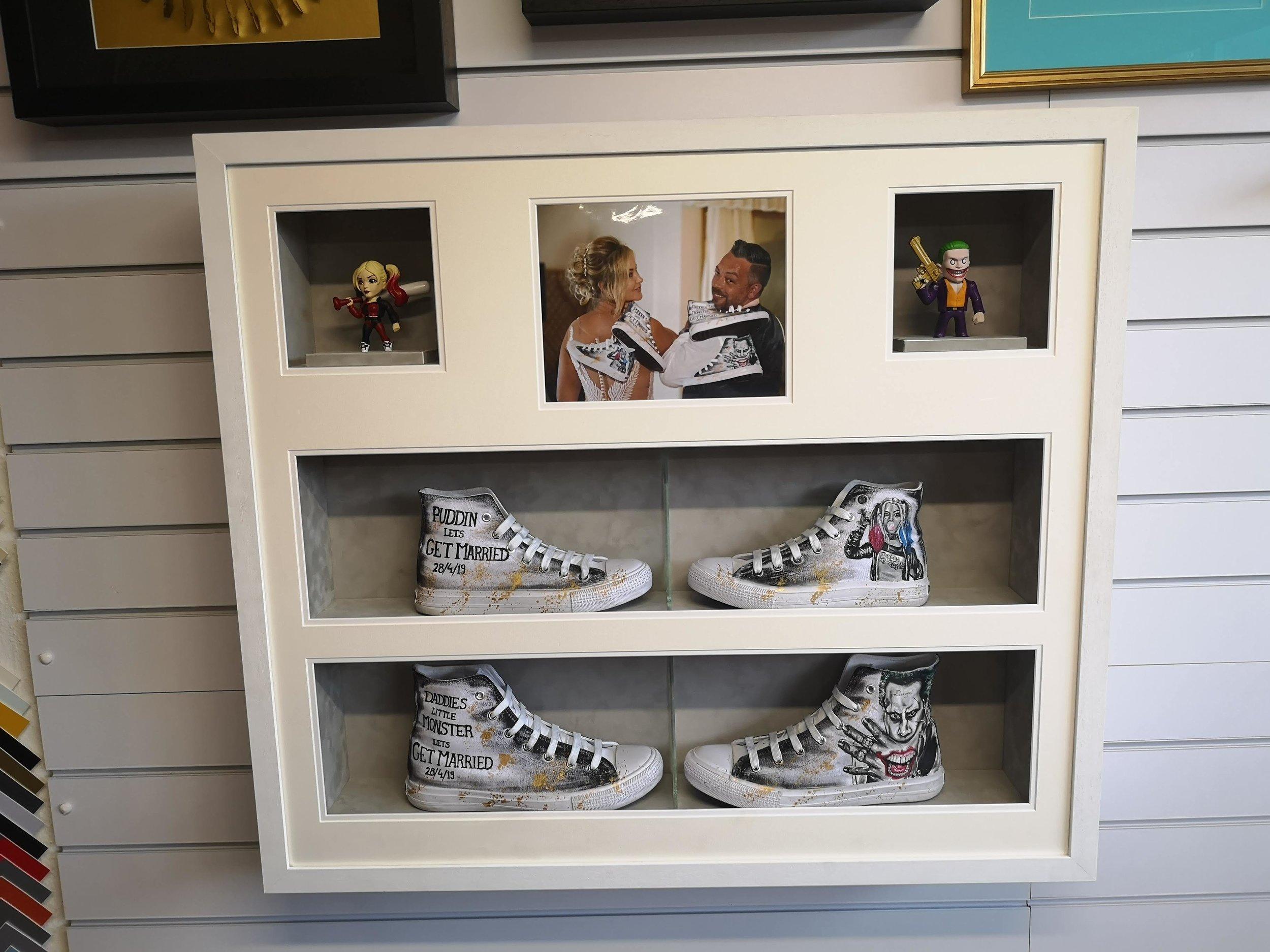 crayford-picture-framing-framed-converse-marvel-harley-quinne-joker-shoes-wedding.jpg