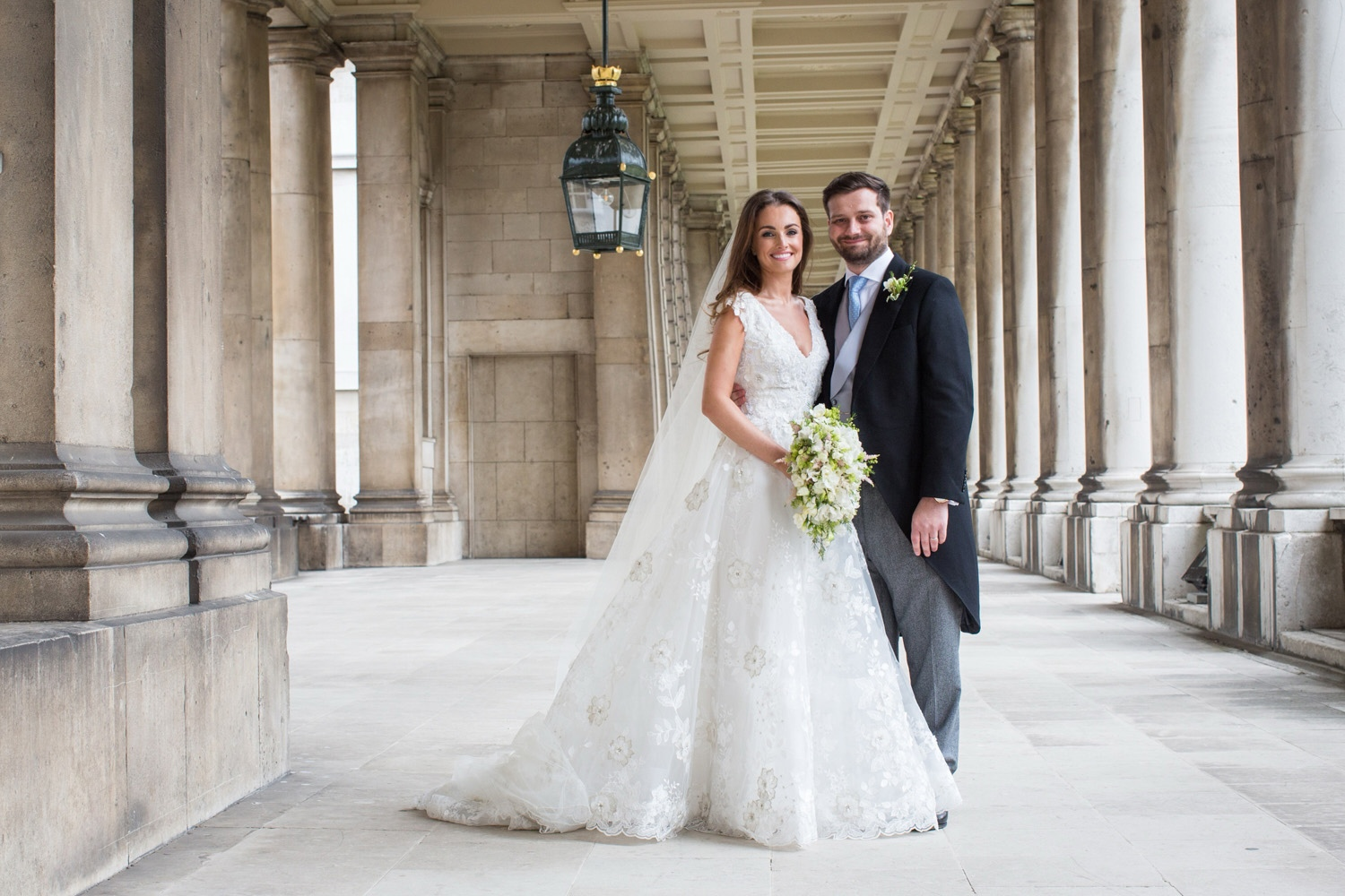 natural history museum wedding, london -