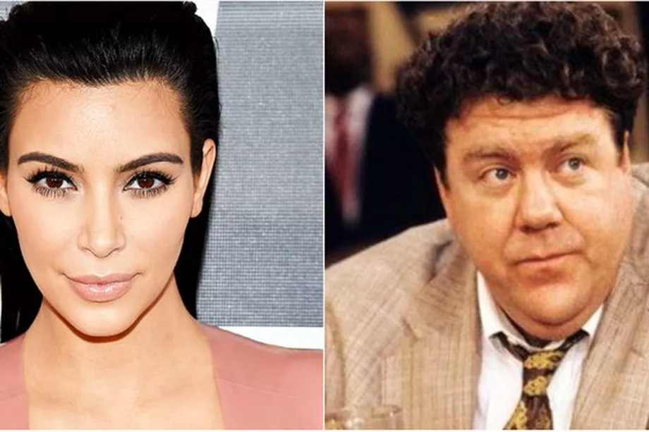 5 Kim Kardashian Moments That'll Make You Say Oh Wait, I'm Thinking Of George Wendt -