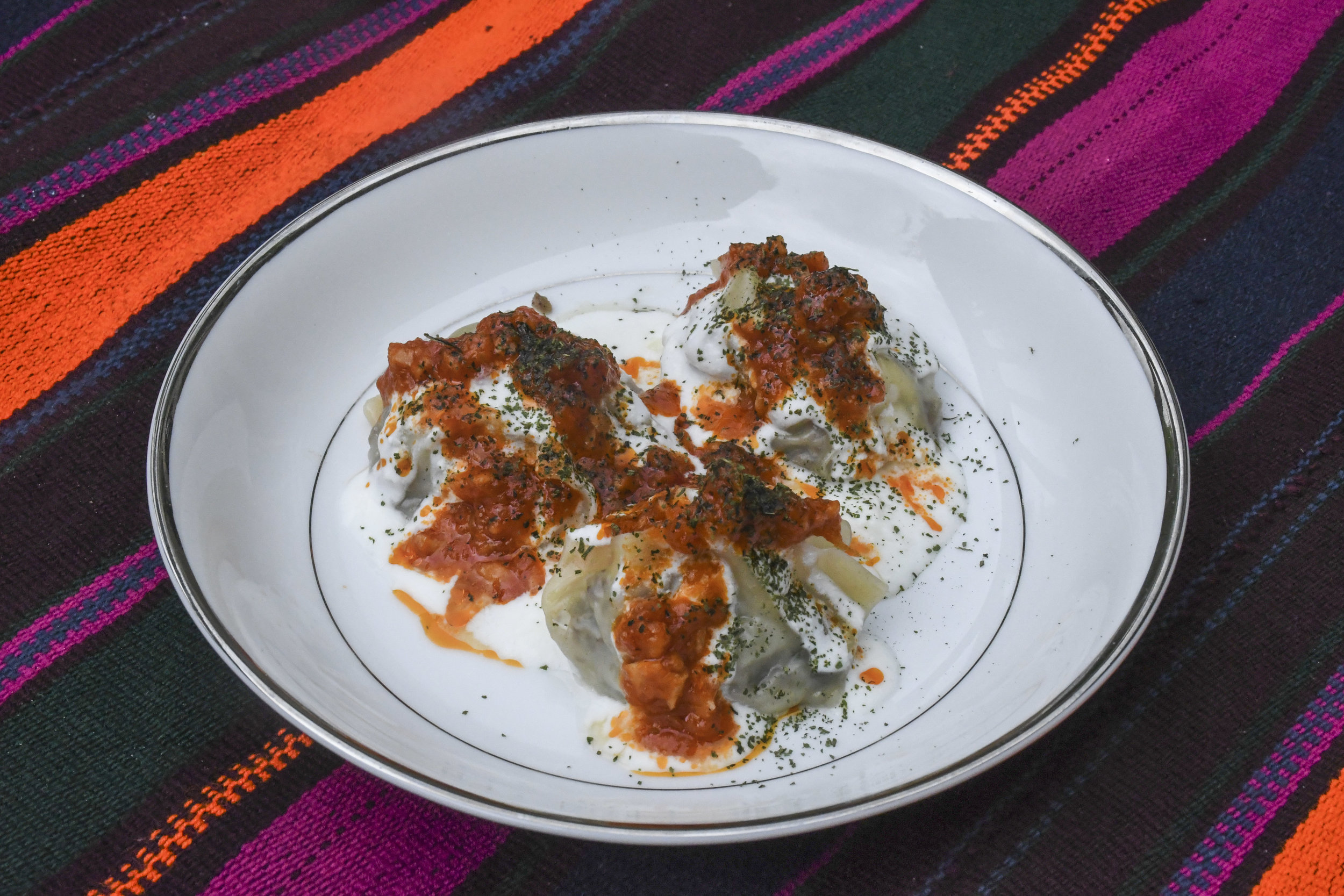 Mantu Dumplings
