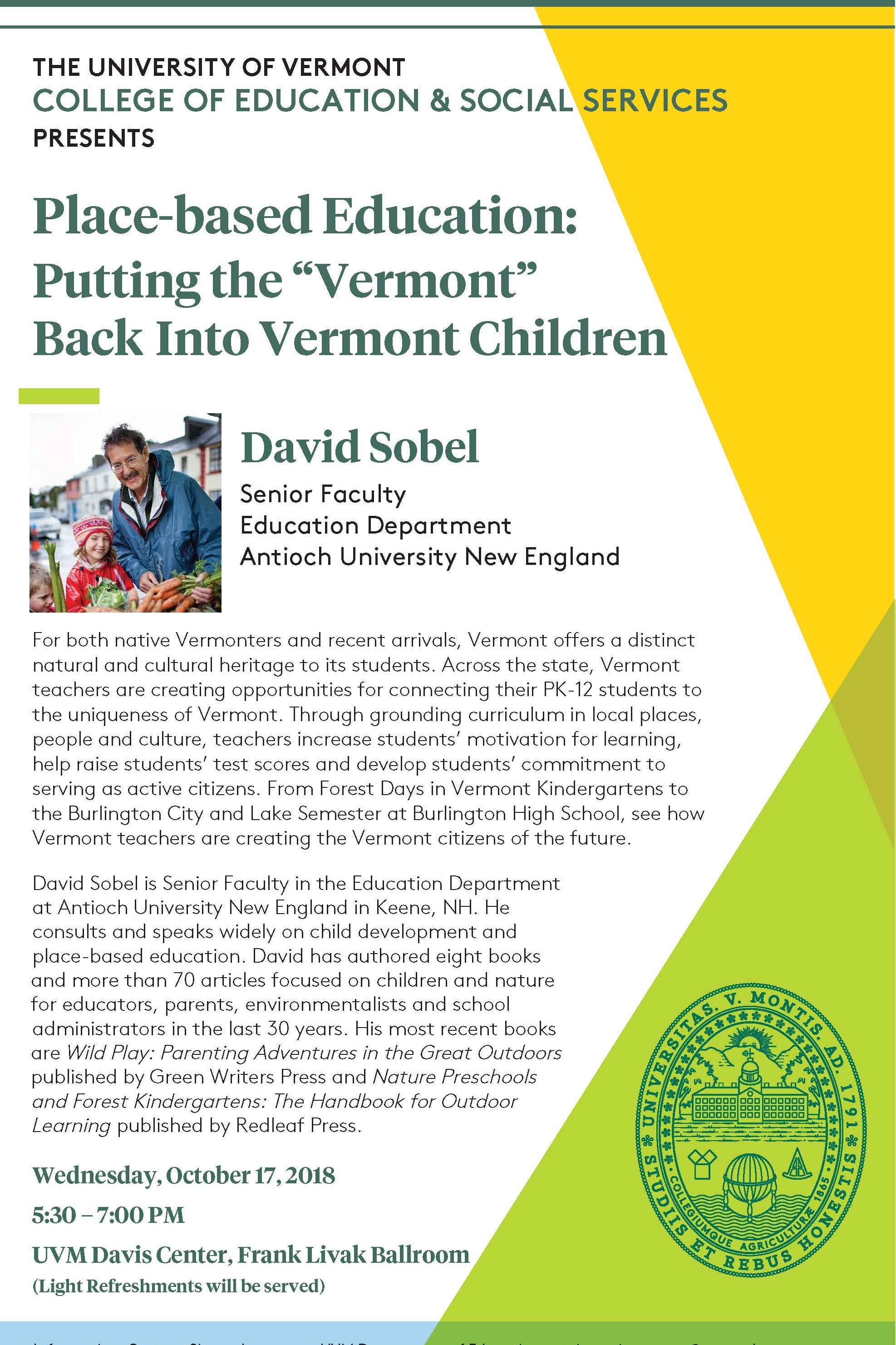Putting the Vermont,-David Sobel-UVM.jpg
