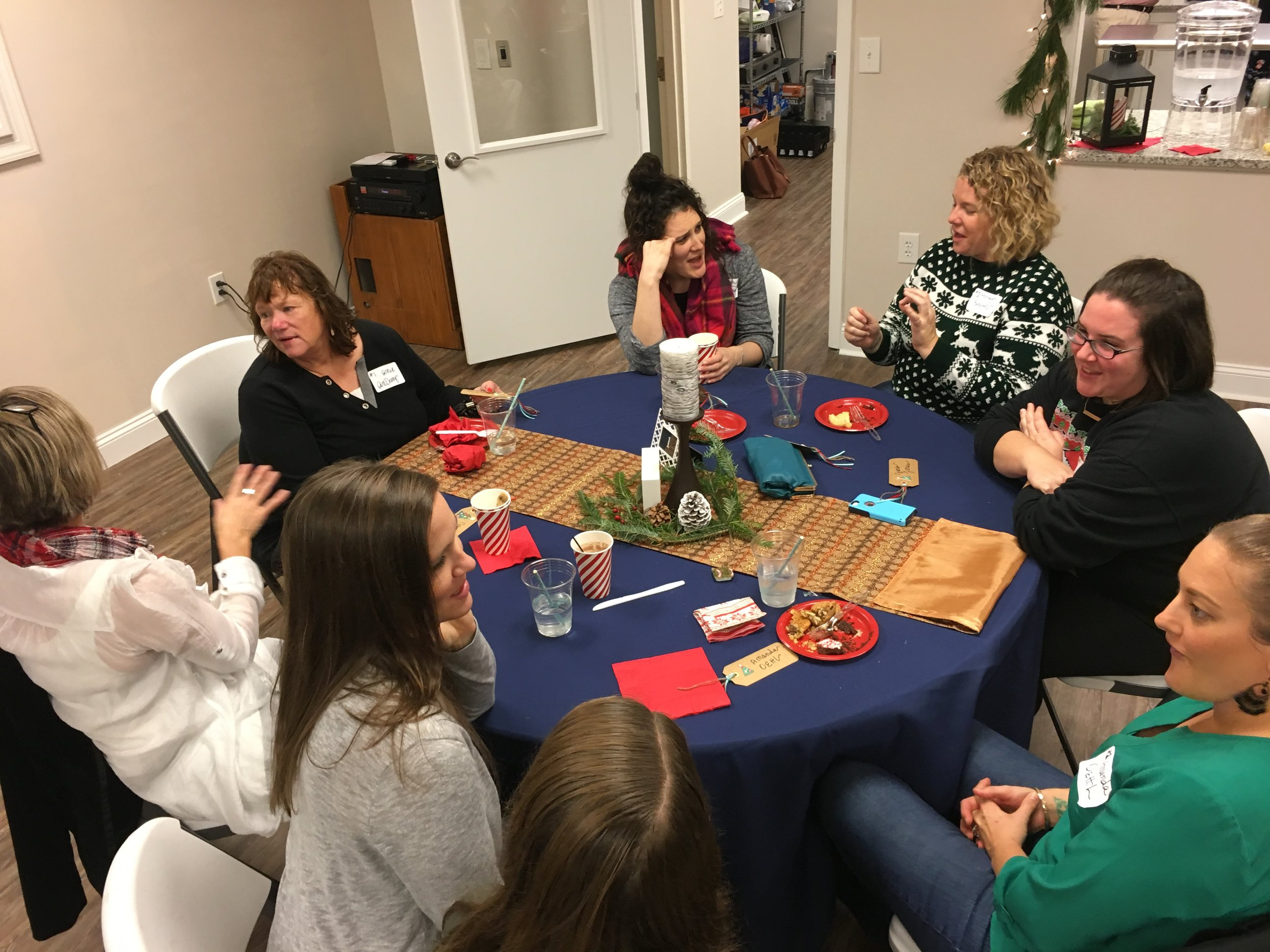 JTHM Family Christmas Event - 2018