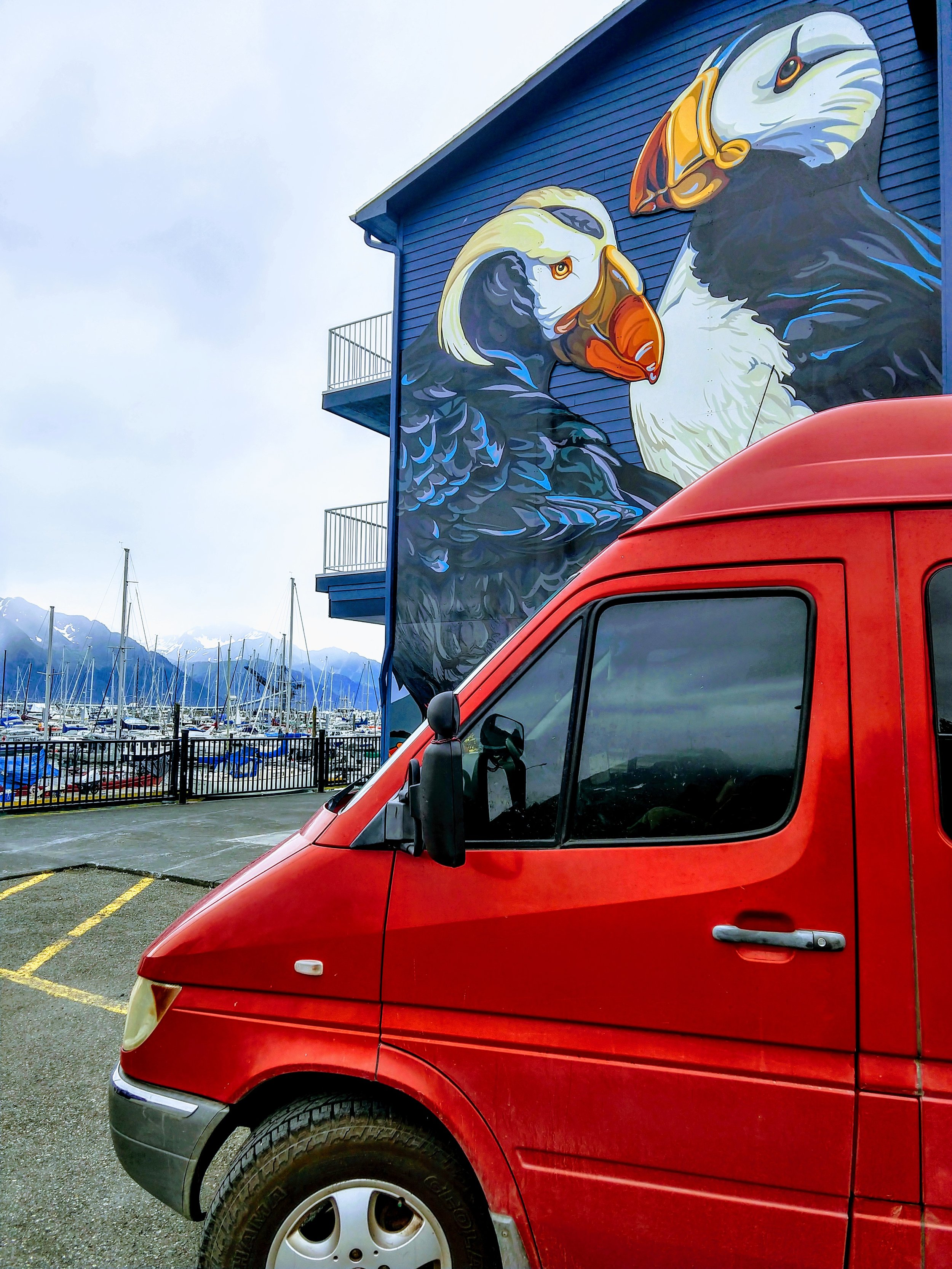 First Impressions are just that...Seward, AK