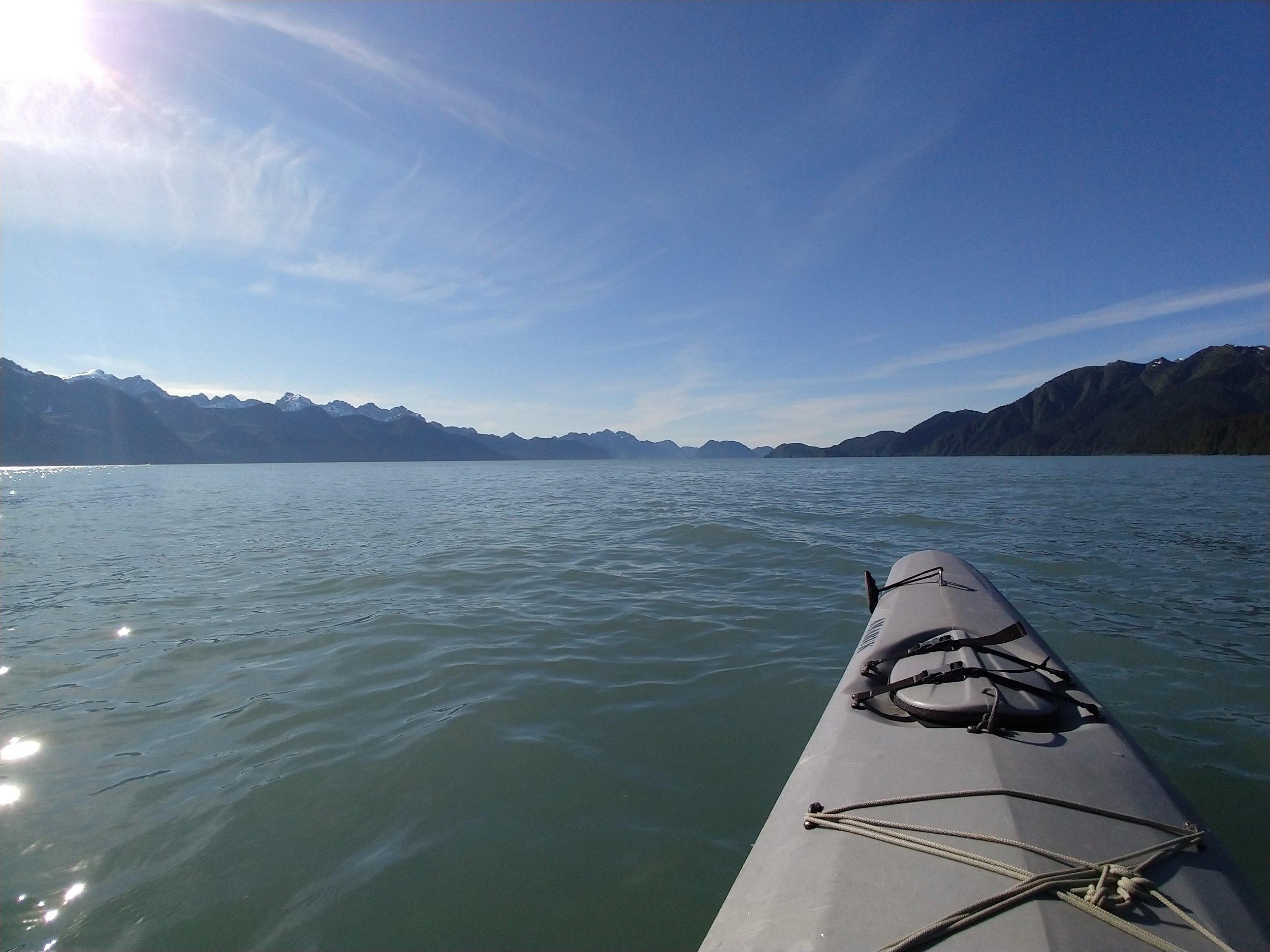 Kayak, Miller's Crossing