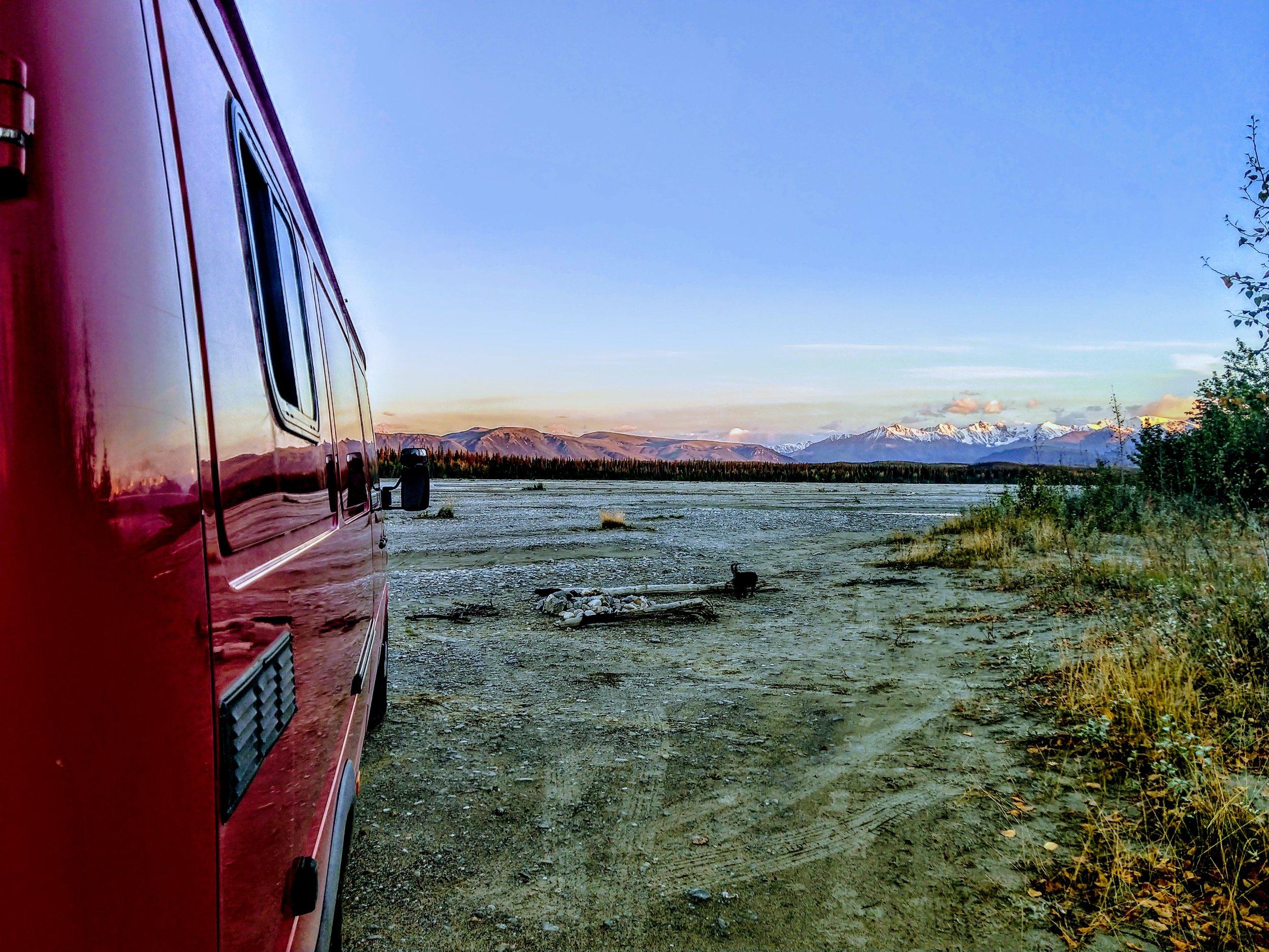Adiós Alaska!