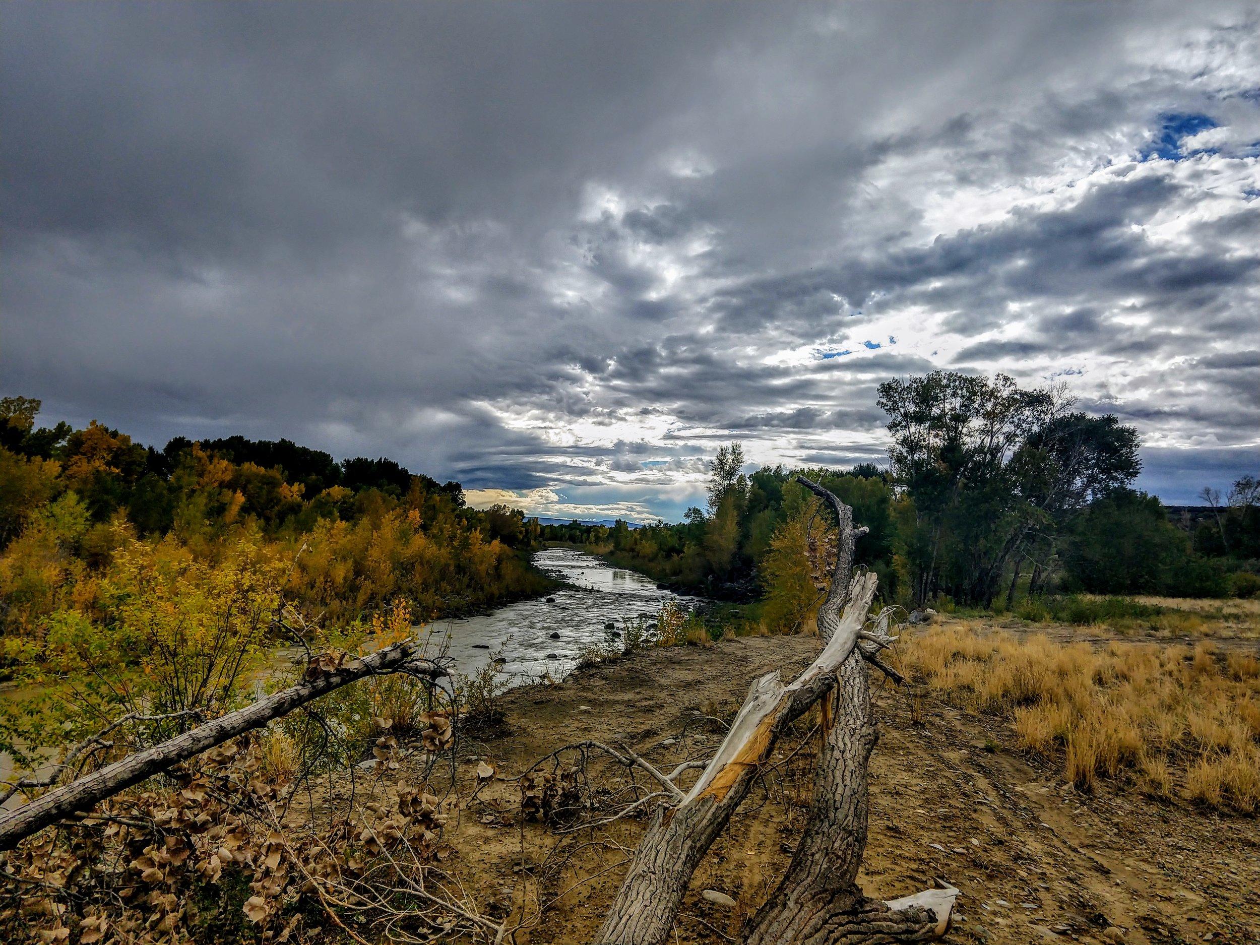 Somewhere in Western Colorado…
