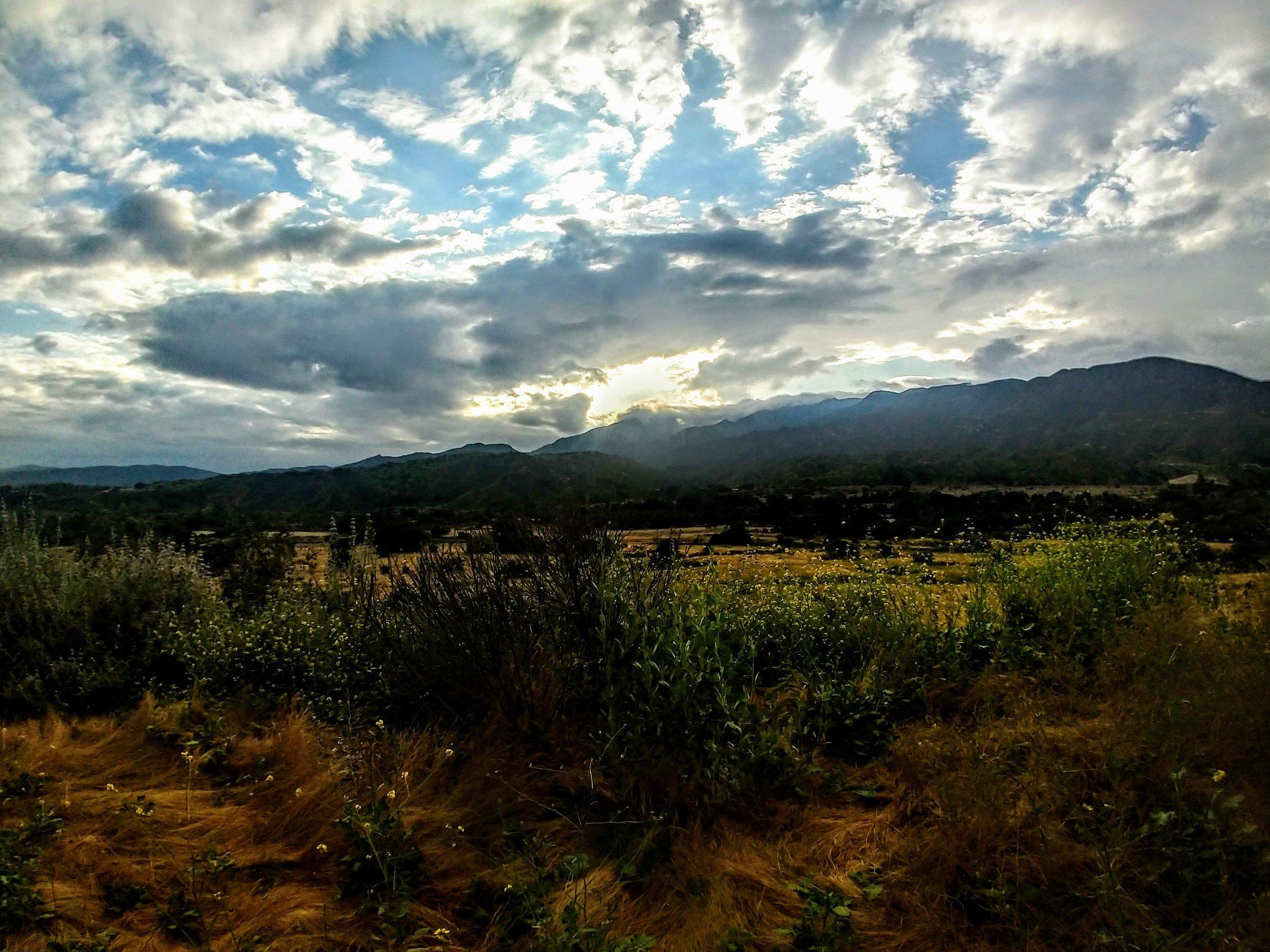 Ojai Valley.