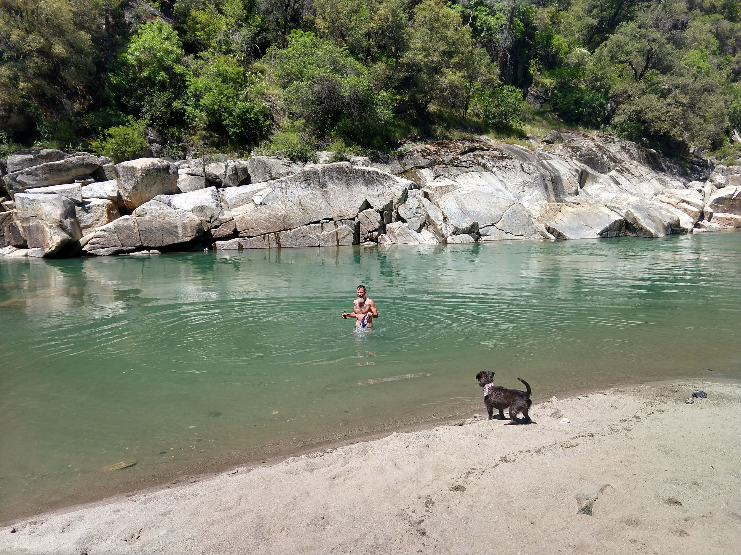 Day 2 - Yuba River