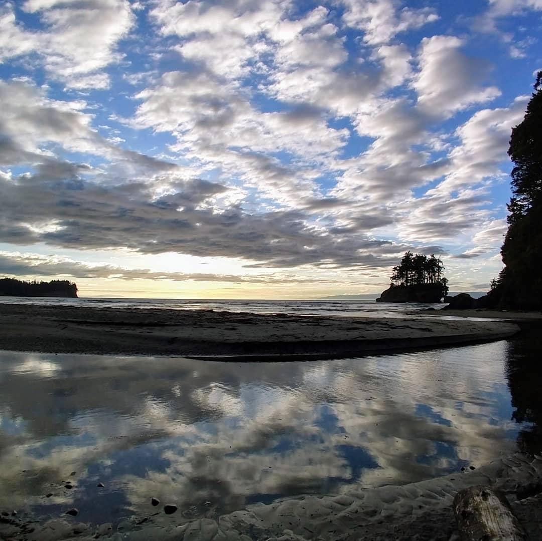 Strait of Juan De Fuca - Washington