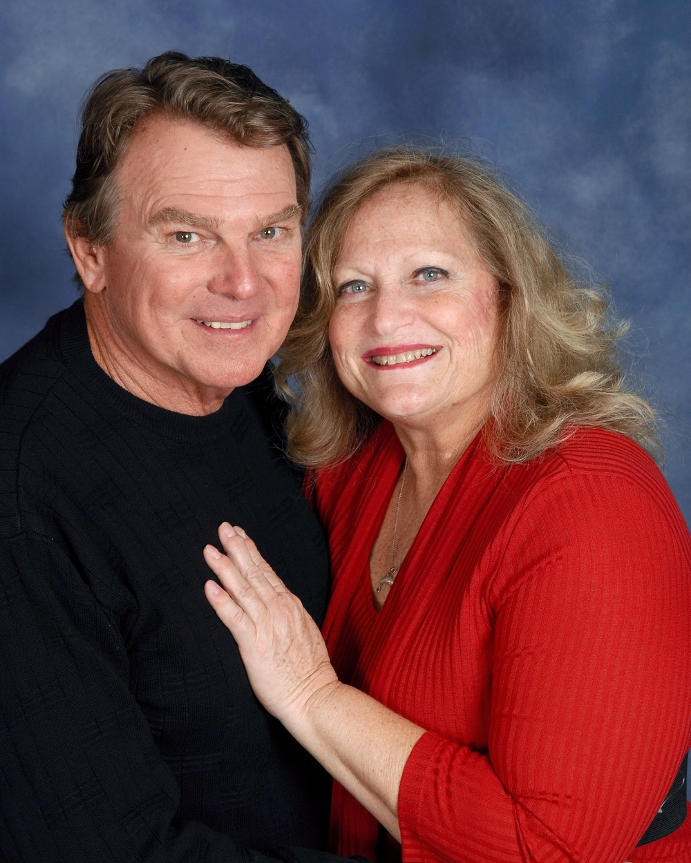 Pastors John and Sue Marks