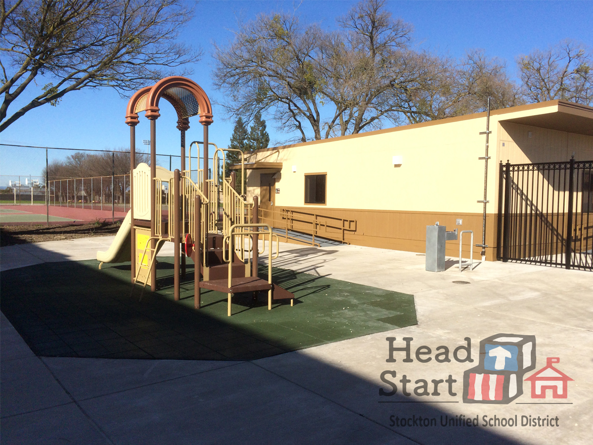 Edison Early Childhood Education Center - Stockton Unified School District