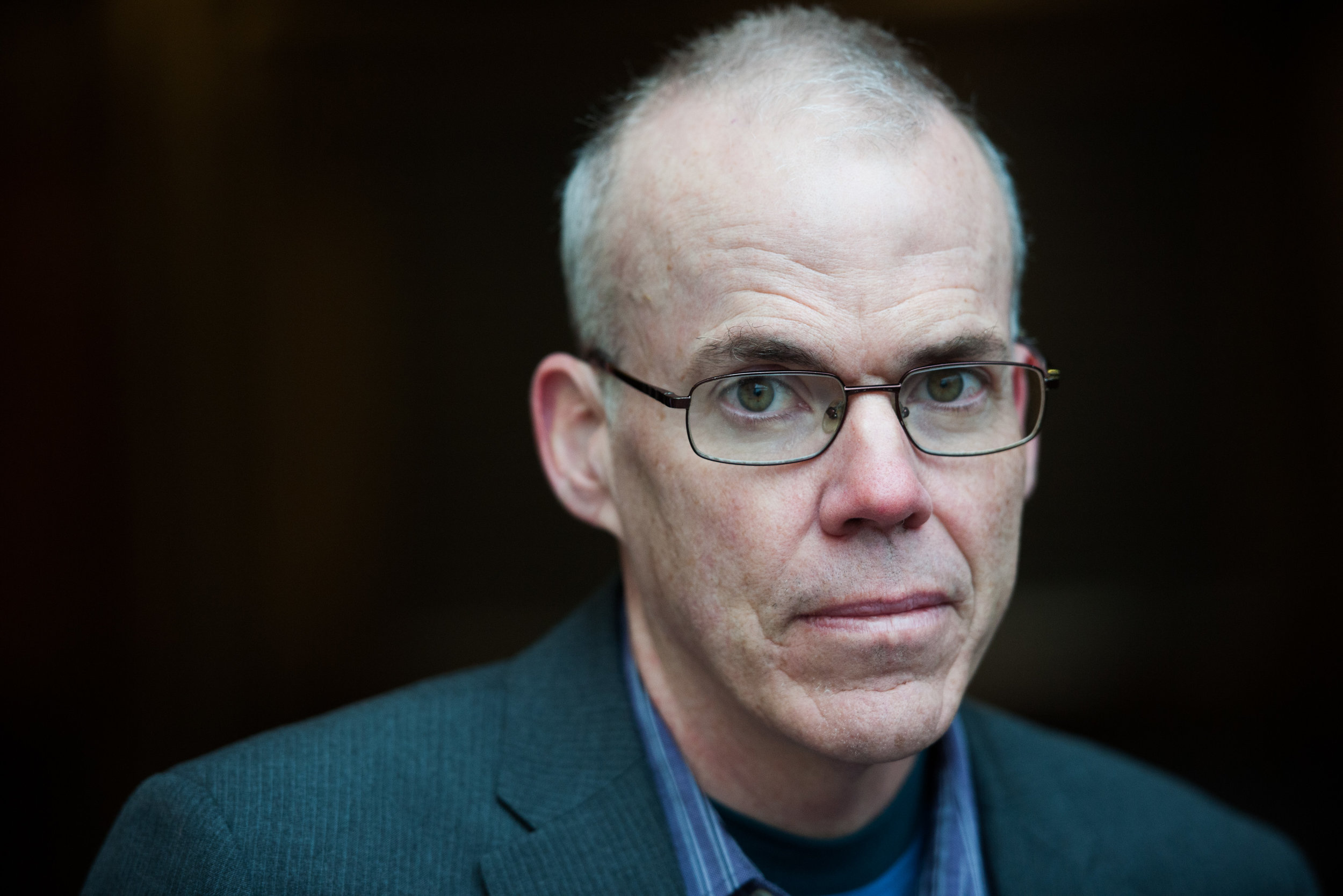"""Bill McKibben - Bill McKibben is an author and environmentalist who in 2014 was awarded the Right Livelihood Prize, sometimes called the 'alternative Nobel.' His 1989 book The End of Nature is regarded as the first book for a general audience about climate change, and has appeared in 24 languages; he's gone on to write a dozen more books. He is a former staff writer for the New Yorker; a founder of 350.org, the first planet-wide, grassroots climate change movement; and he has been heralded by The Boston Globe as """"probably America's most important environmentalist."""""""