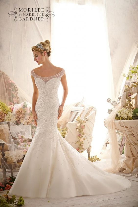 Mori Lee 2617 size 8 Was £1499 Now £395